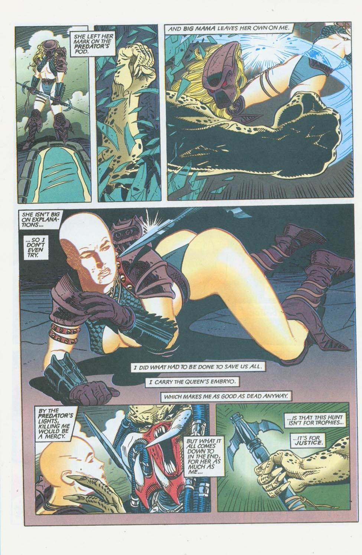 Read online Aliens/Predator: The Deadliest of the Species comic -  Issue #10 - 6