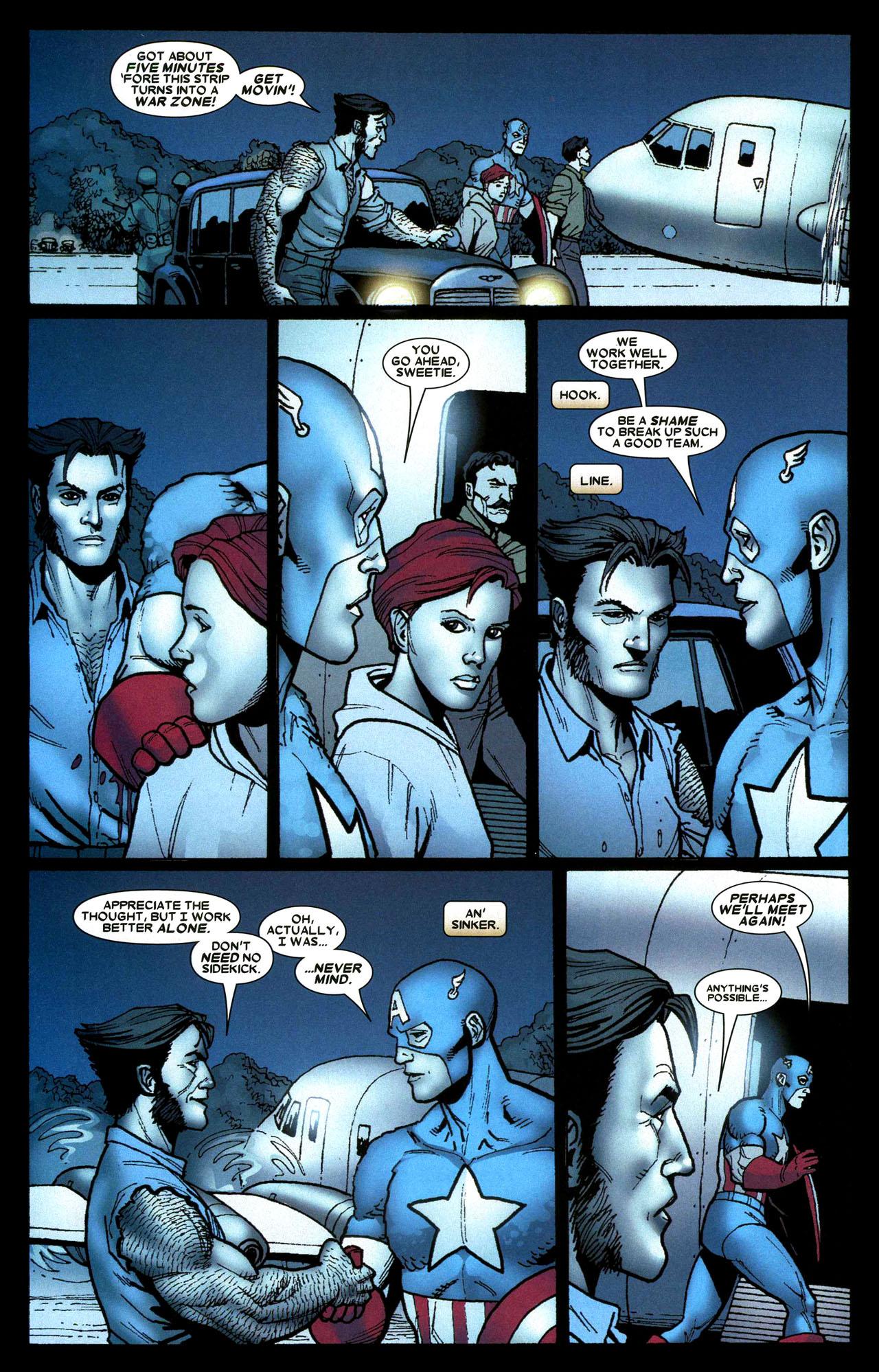 Read online Wolverine: Origins comic -  Issue #16 - 23