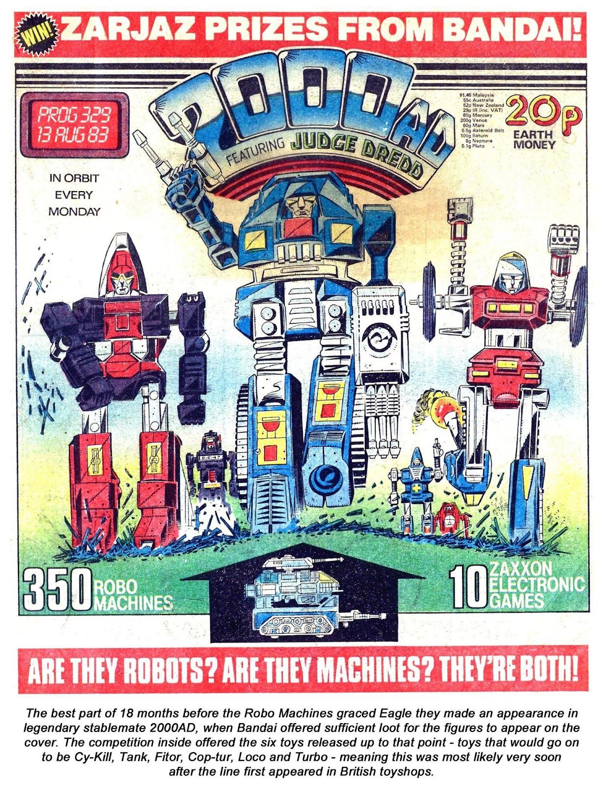 Read online Robo Machines comic -  Issue # TPB - 118