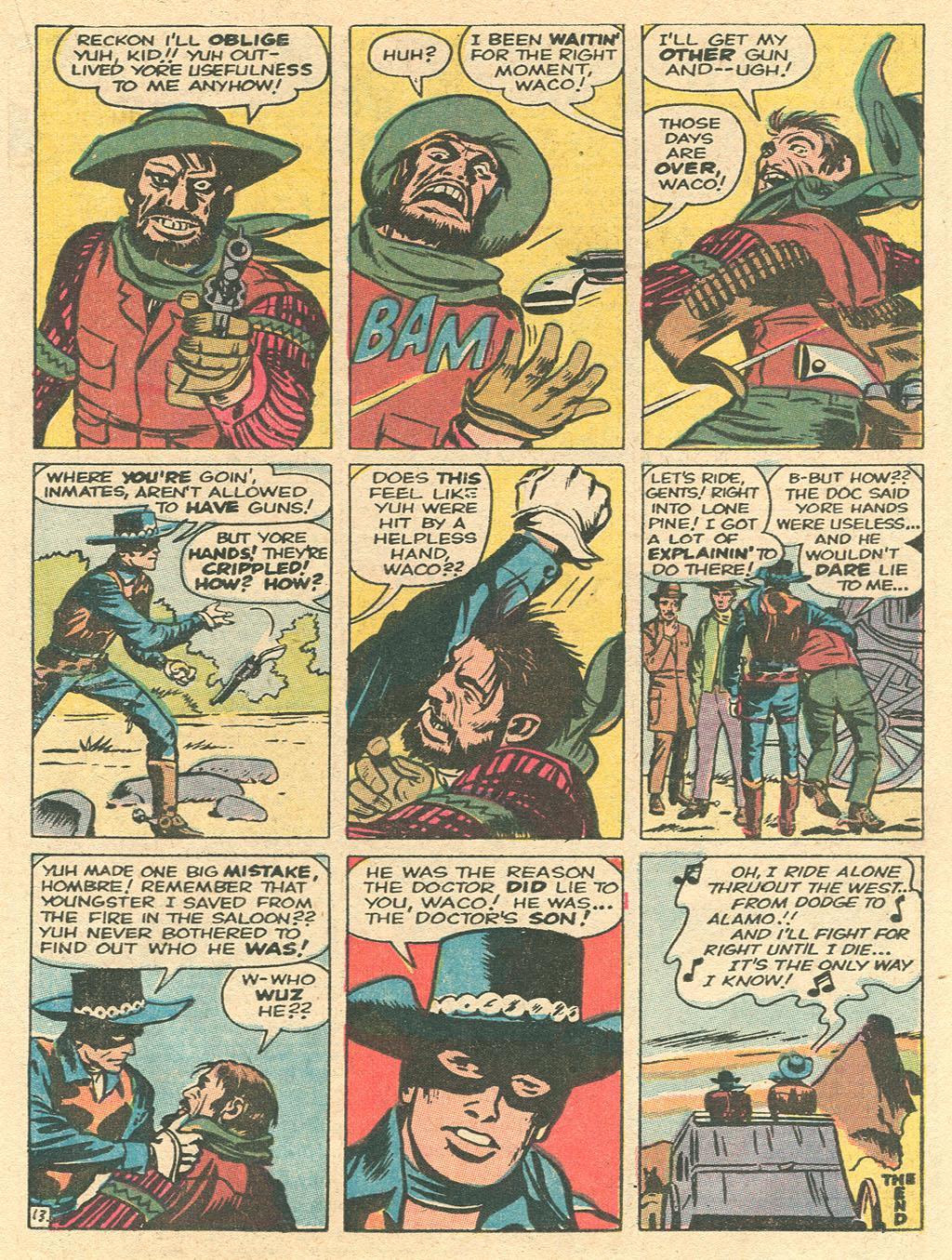 Read online Two-Gun Kid comic -  Issue #101 - 21