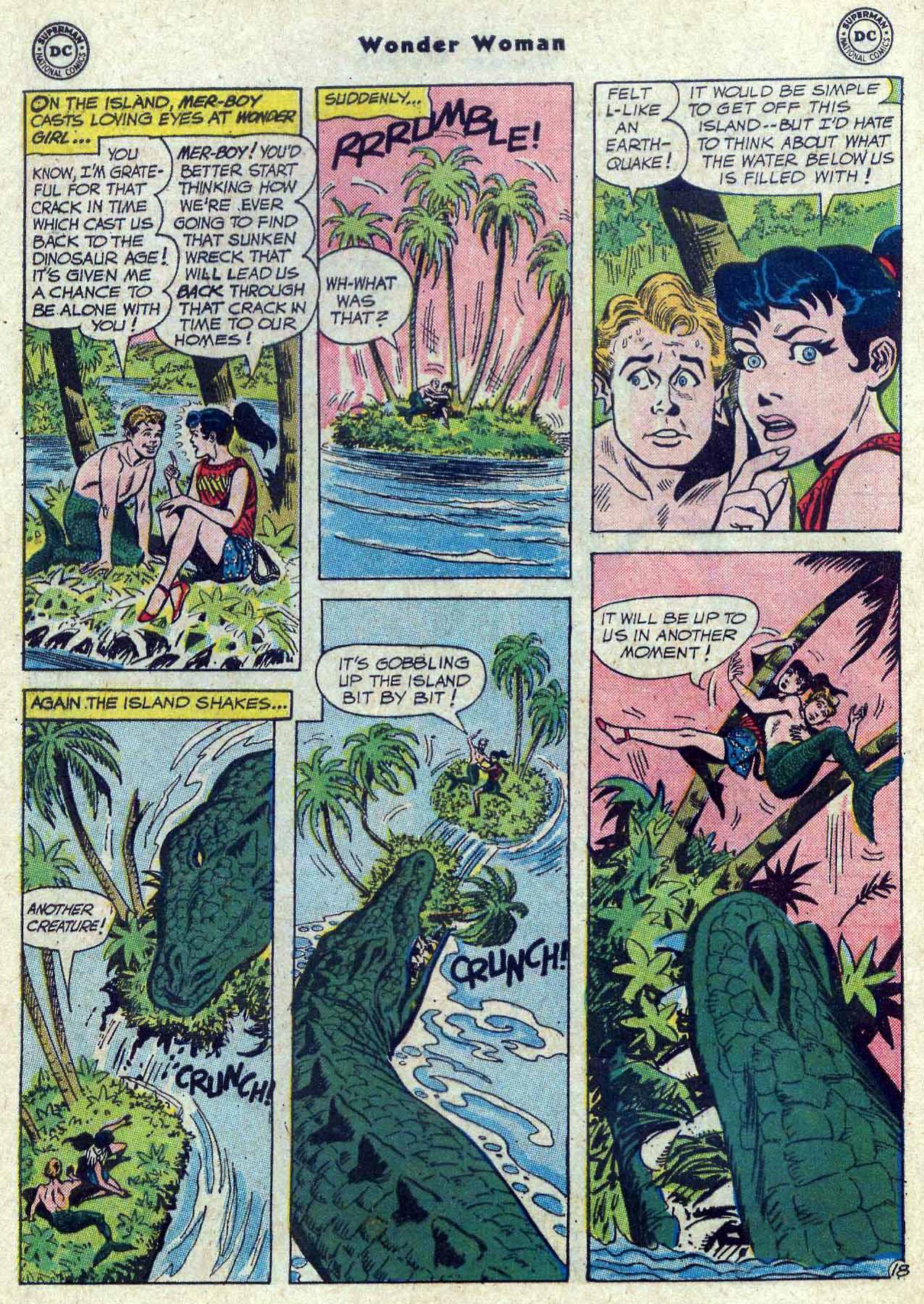 Read online Wonder Woman (1942) comic -  Issue #121 - 24