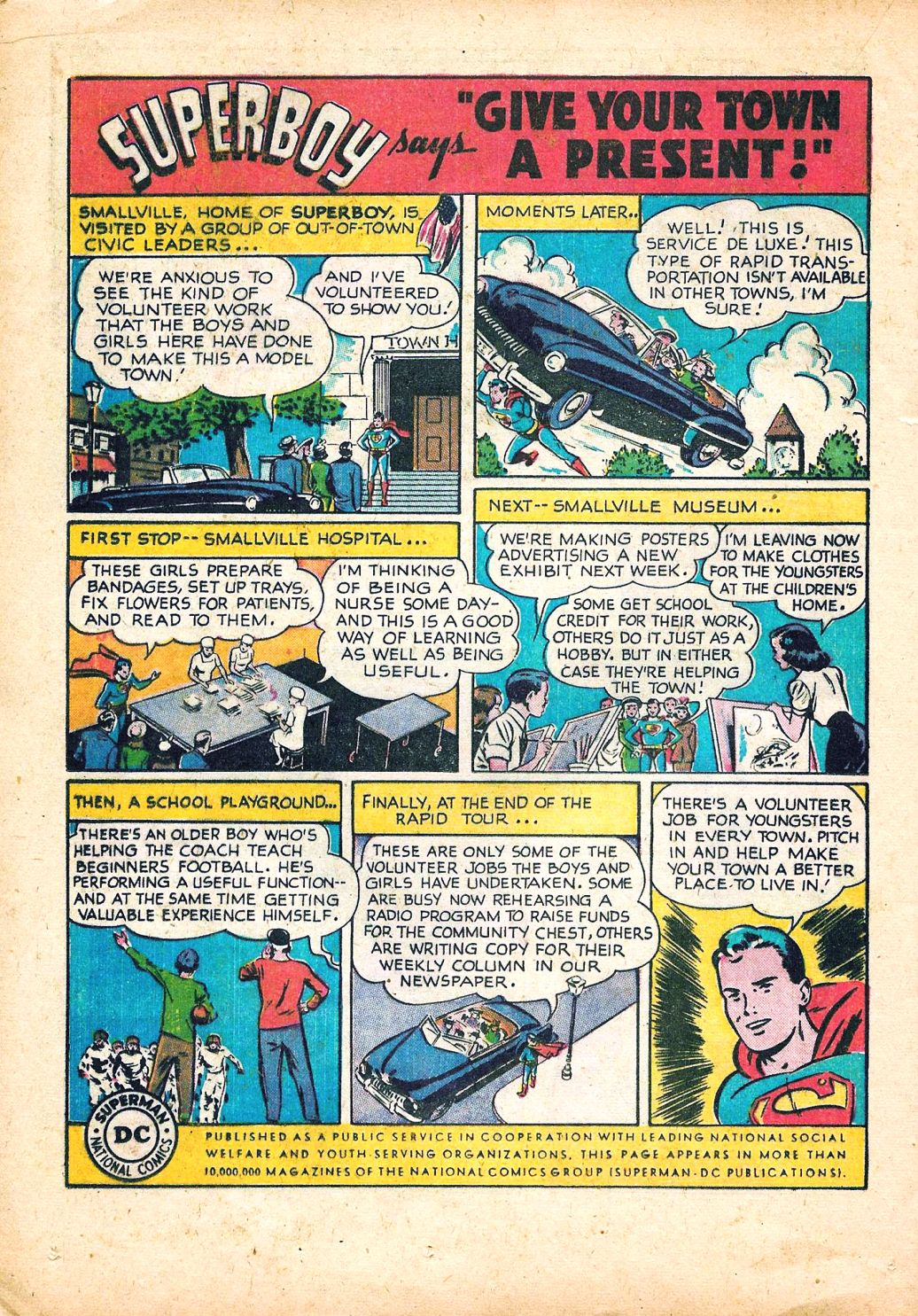 Read online Sensation (Mystery) Comics comic -  Issue #95 - 34