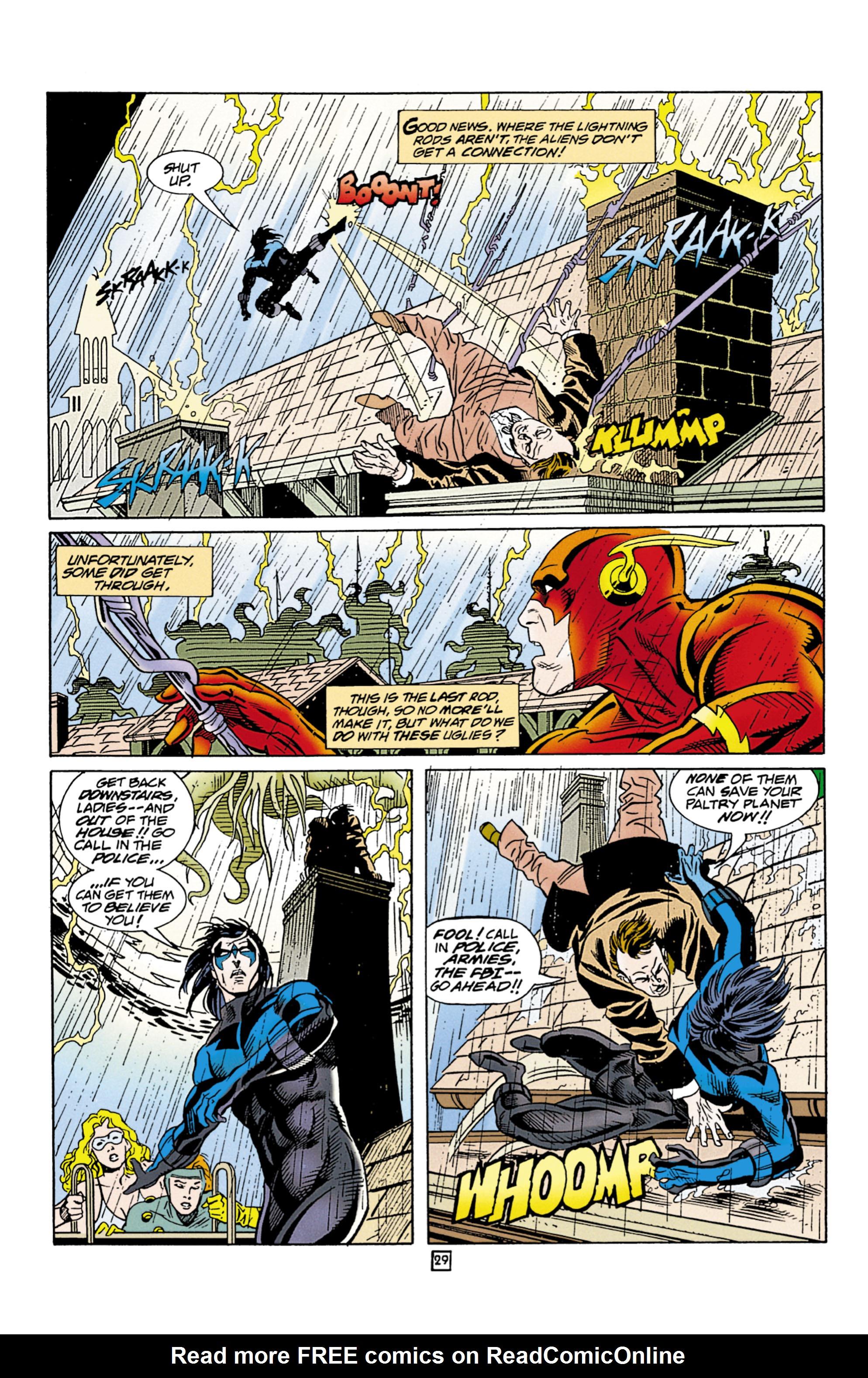 Read online Flash Plus comic -  Issue # Full - 30