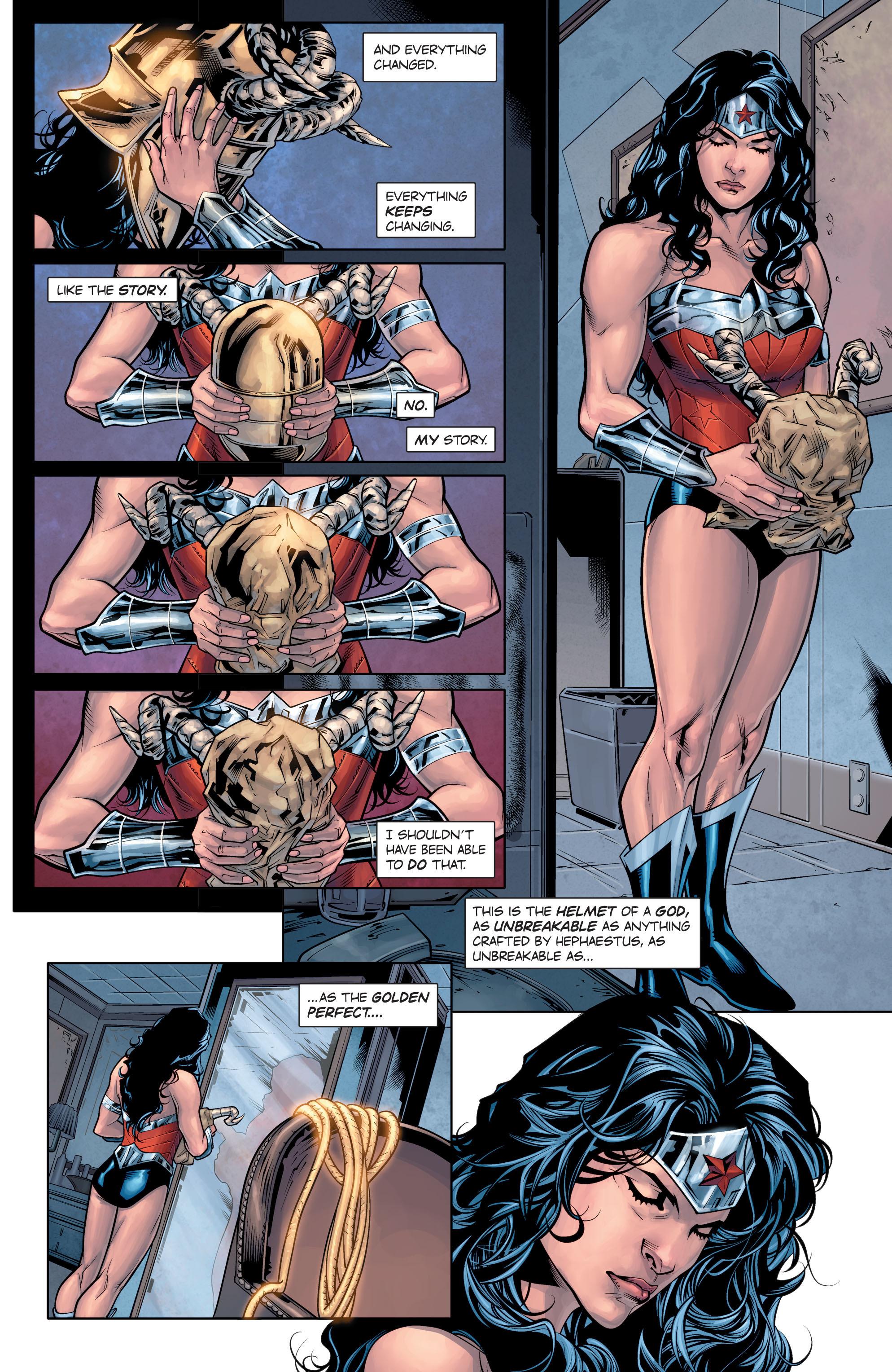 Read online Wonder Woman: Rebirth comic -  Issue # Full - 12