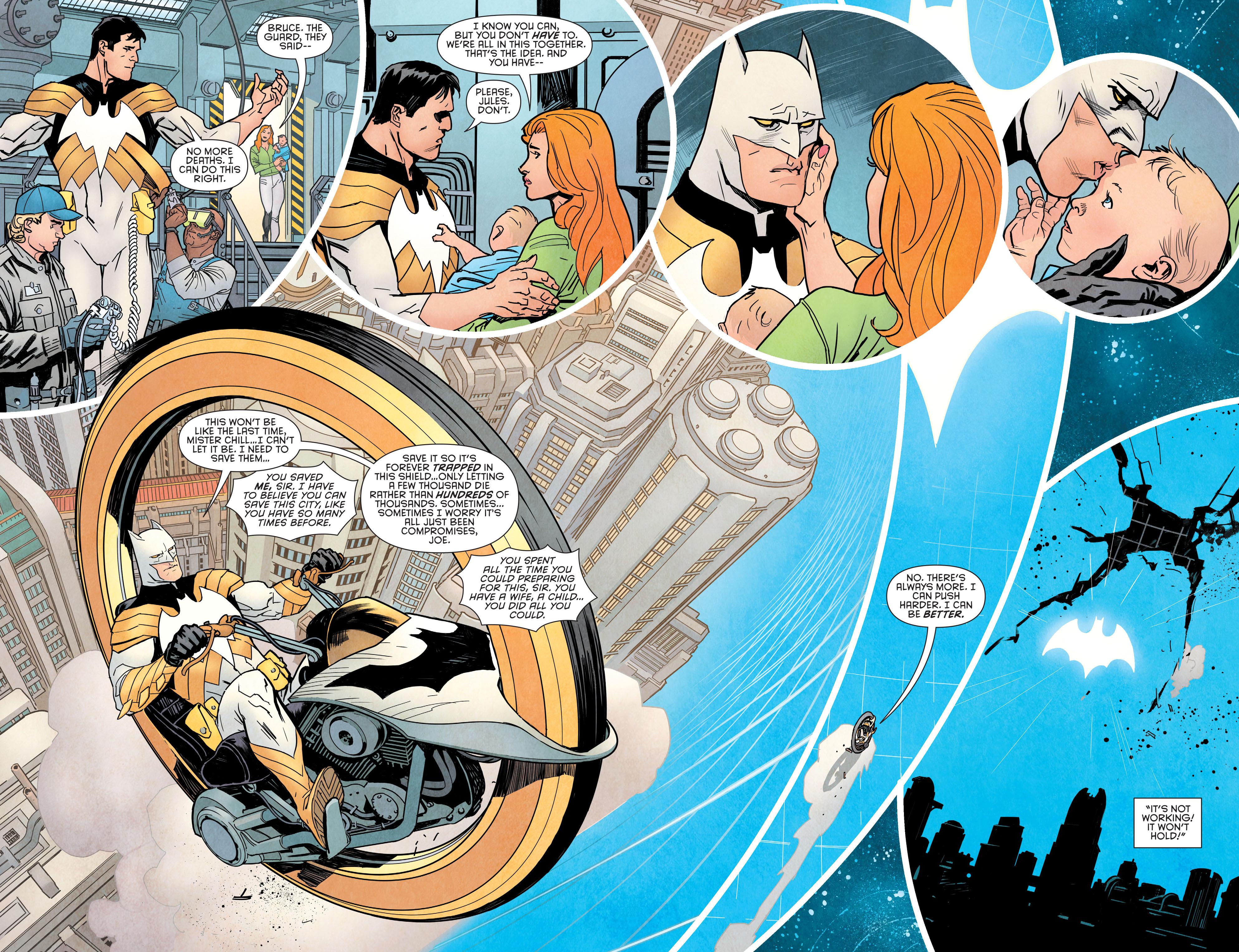 Read online Batman (2011) comic -  Issue # _TPB 9 - 85