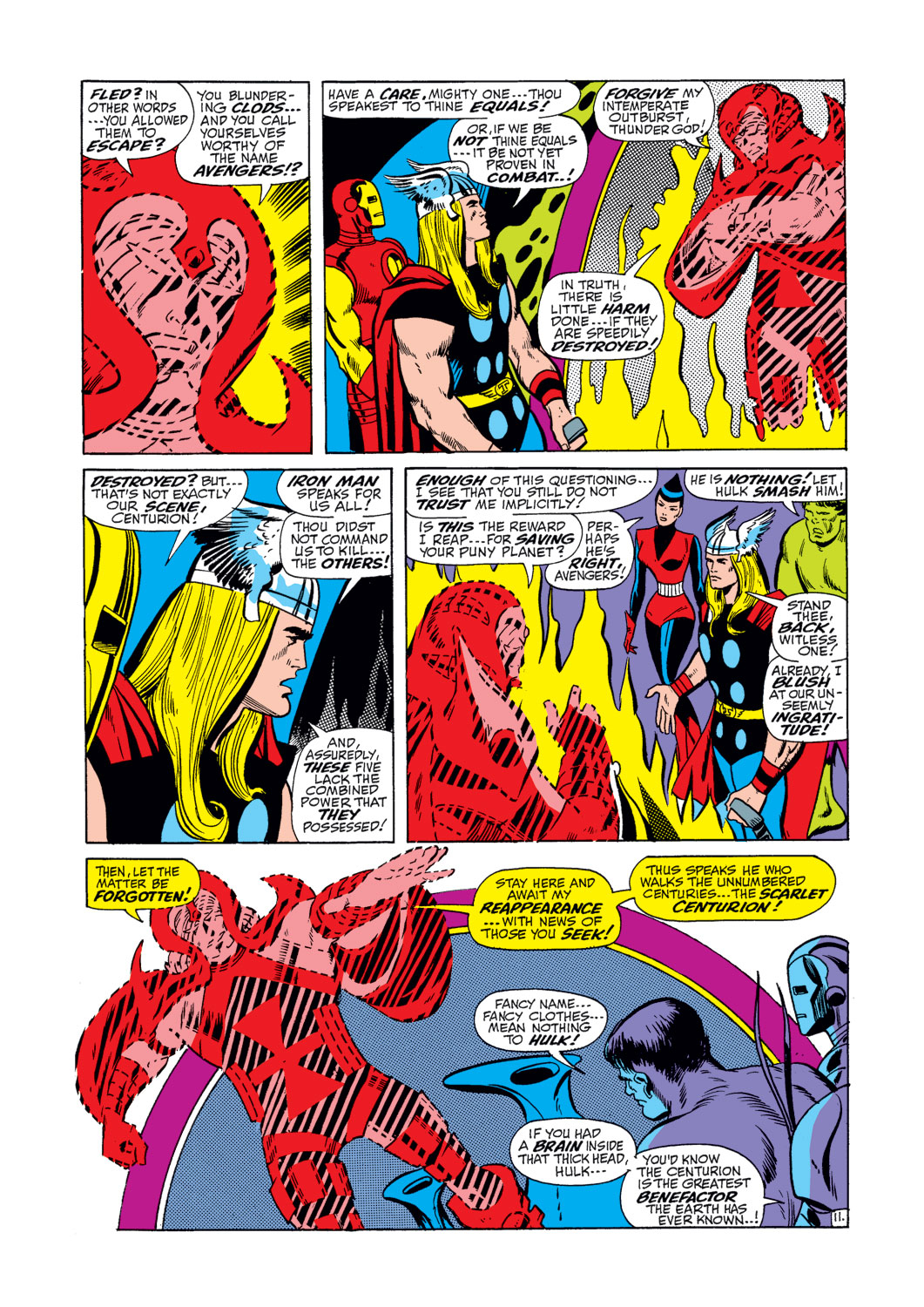 The Avengers (1963) _Annual_2 Page 11