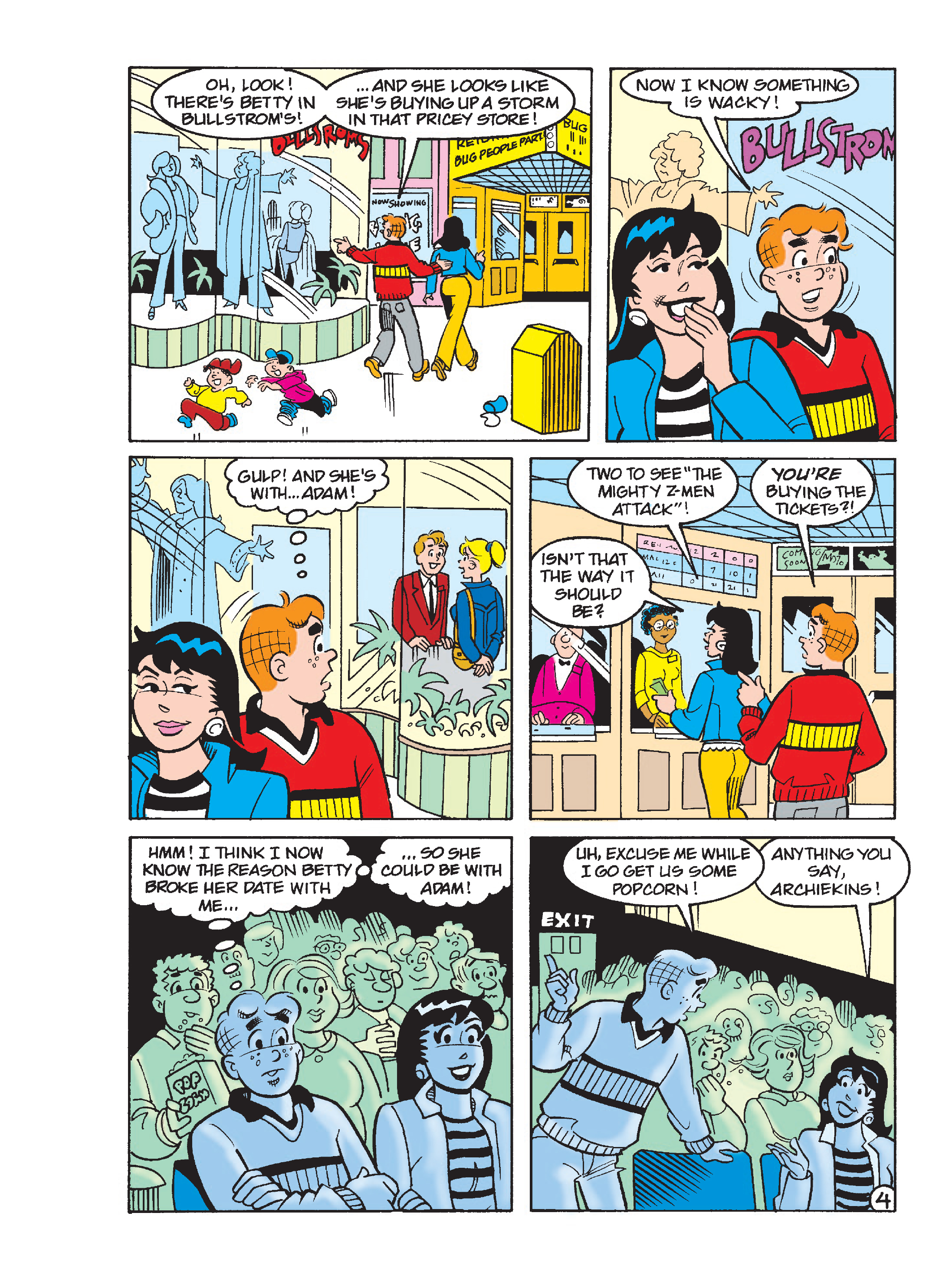 06d1490e95a Betty and Veronica Double Digest #252 - Read Betty and Veronica ...