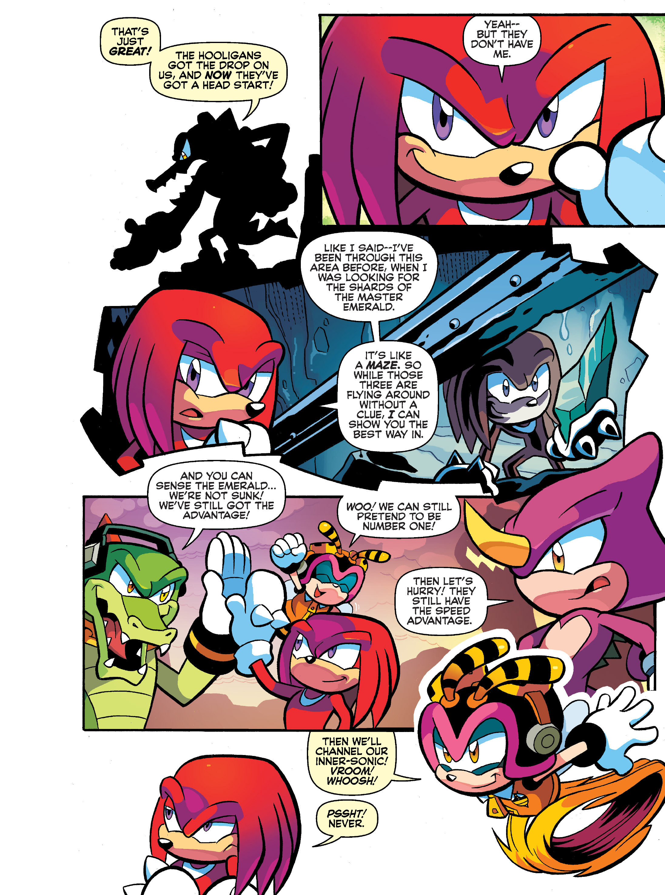 Read online Sonic Super Digest comic -  Issue #10 - 50