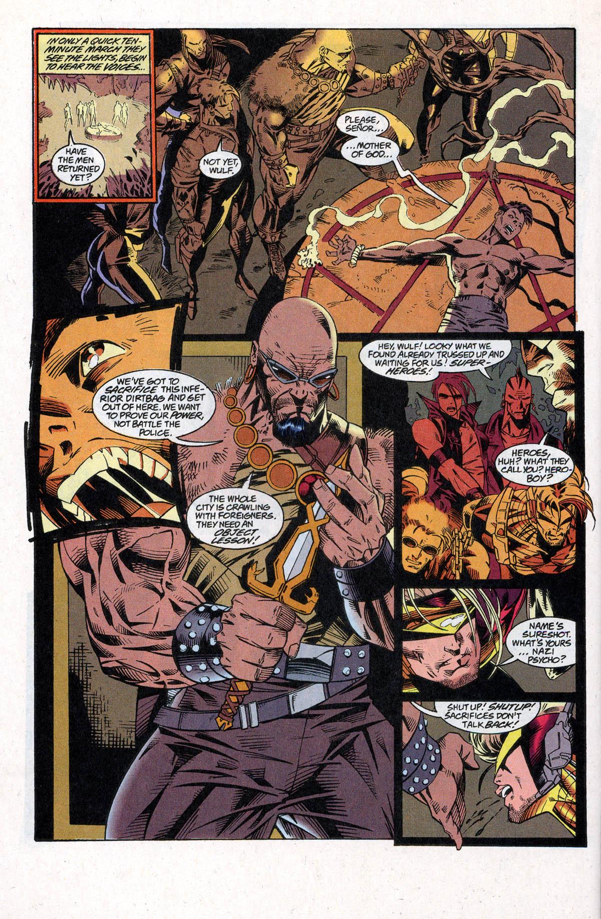Read online Artemis: Requiem comic -  Issue #2 - 12