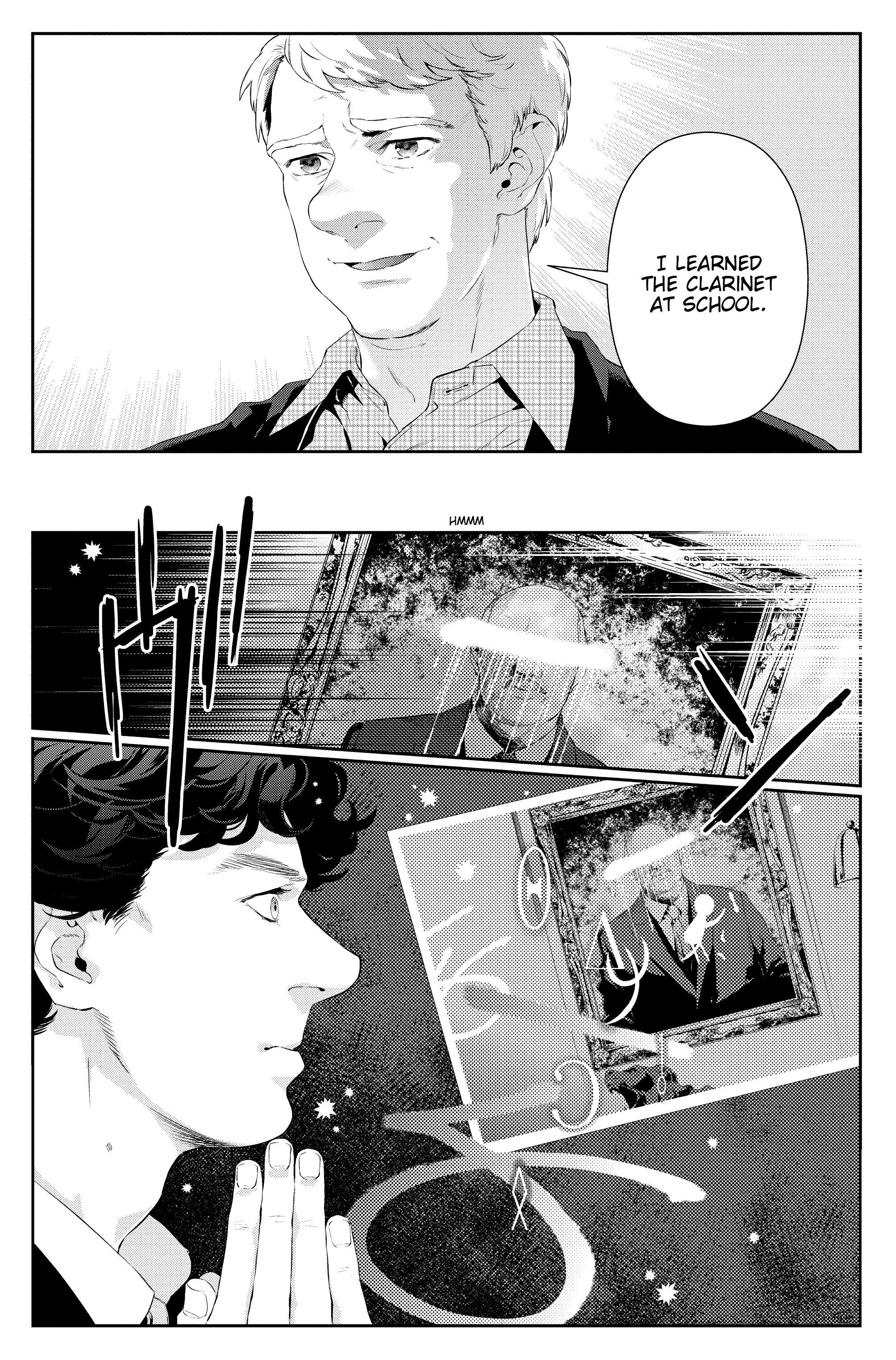 Read online Sherlock: The Blind Banker comic -  Issue #2 - 26