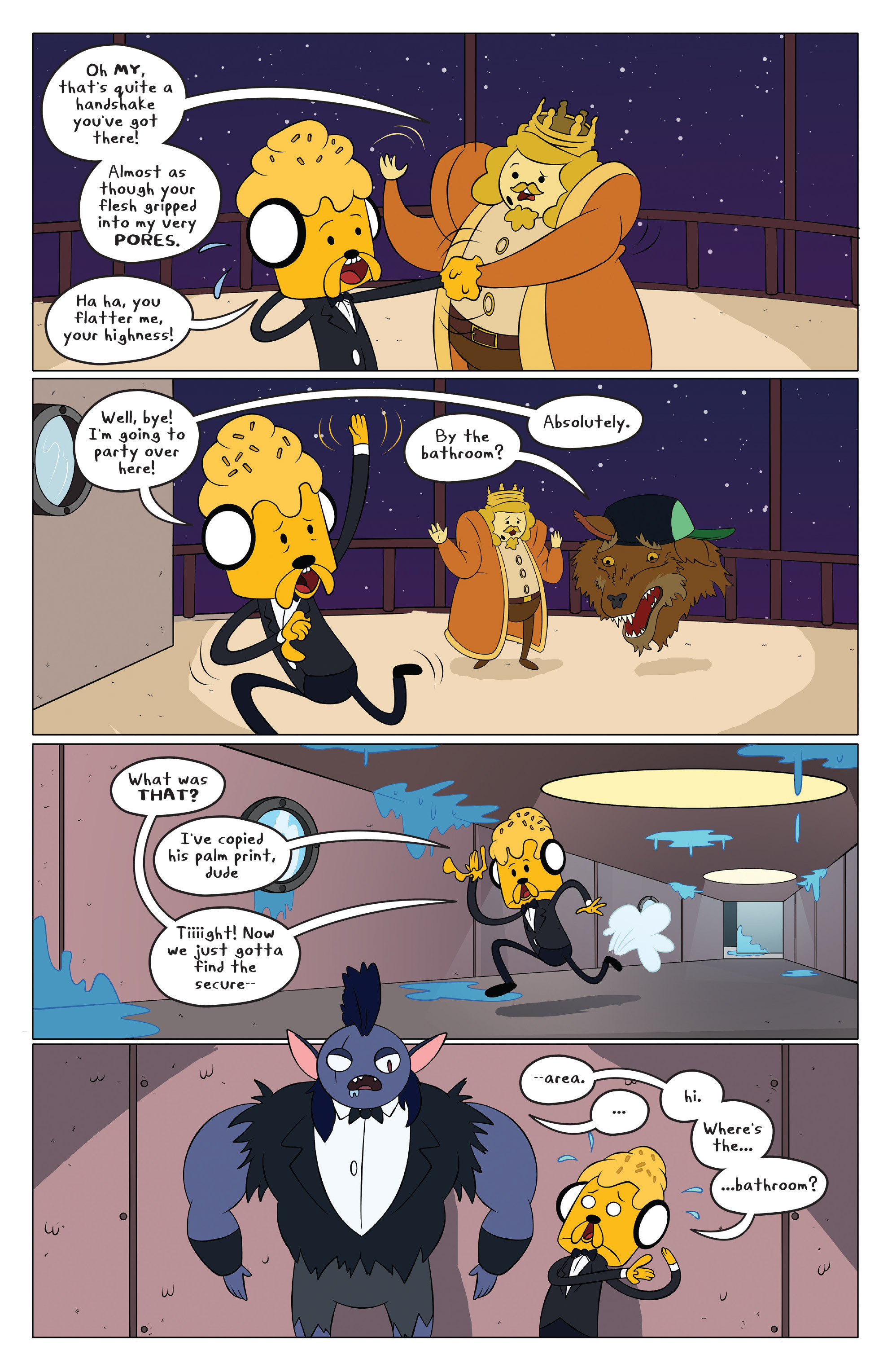 Read online Adventure Time comic -  Issue #43 - 15