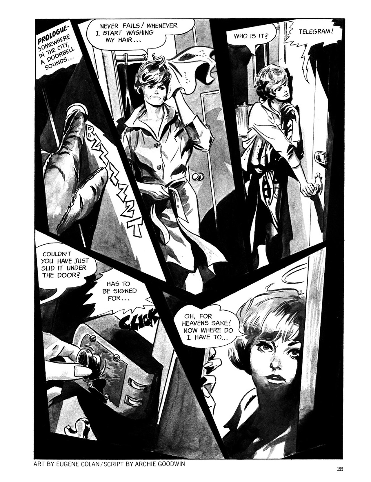Read online Eerie Archives comic -  Issue # TPB 1 - 156
