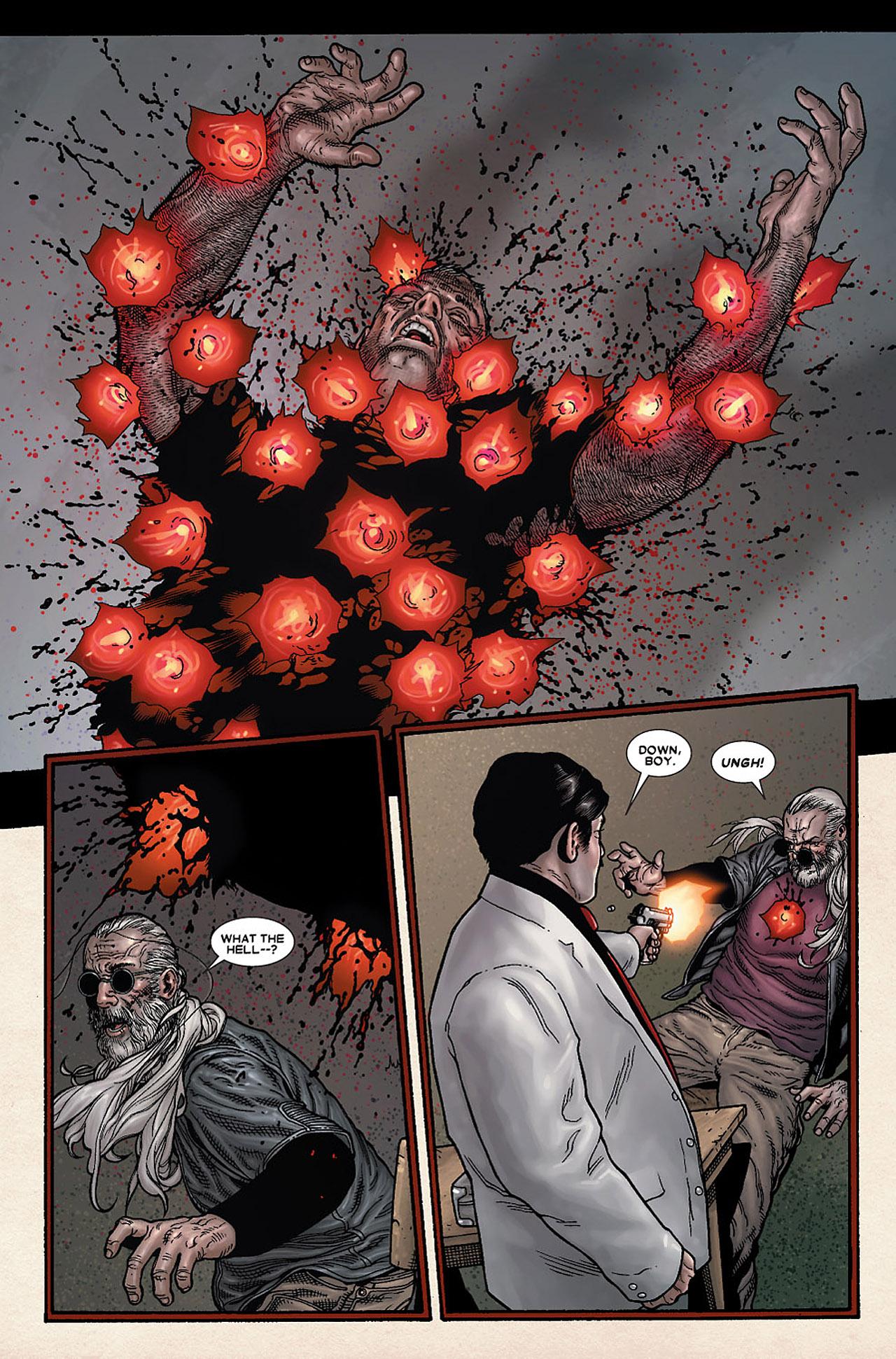 Read online Wolverine: Old Man Logan comic -  Issue # Full - 134