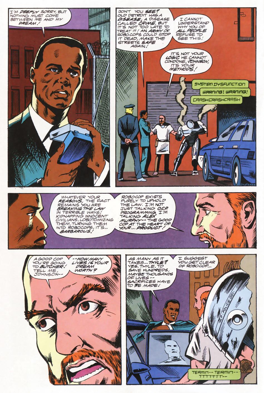 Read online Robocop (1990) comic -  Issue #15 - 3