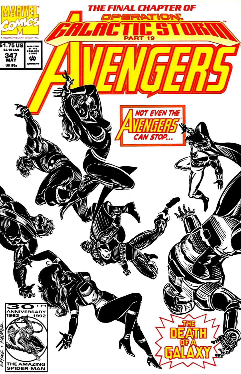 The Avengers (1963) 347 Page 1