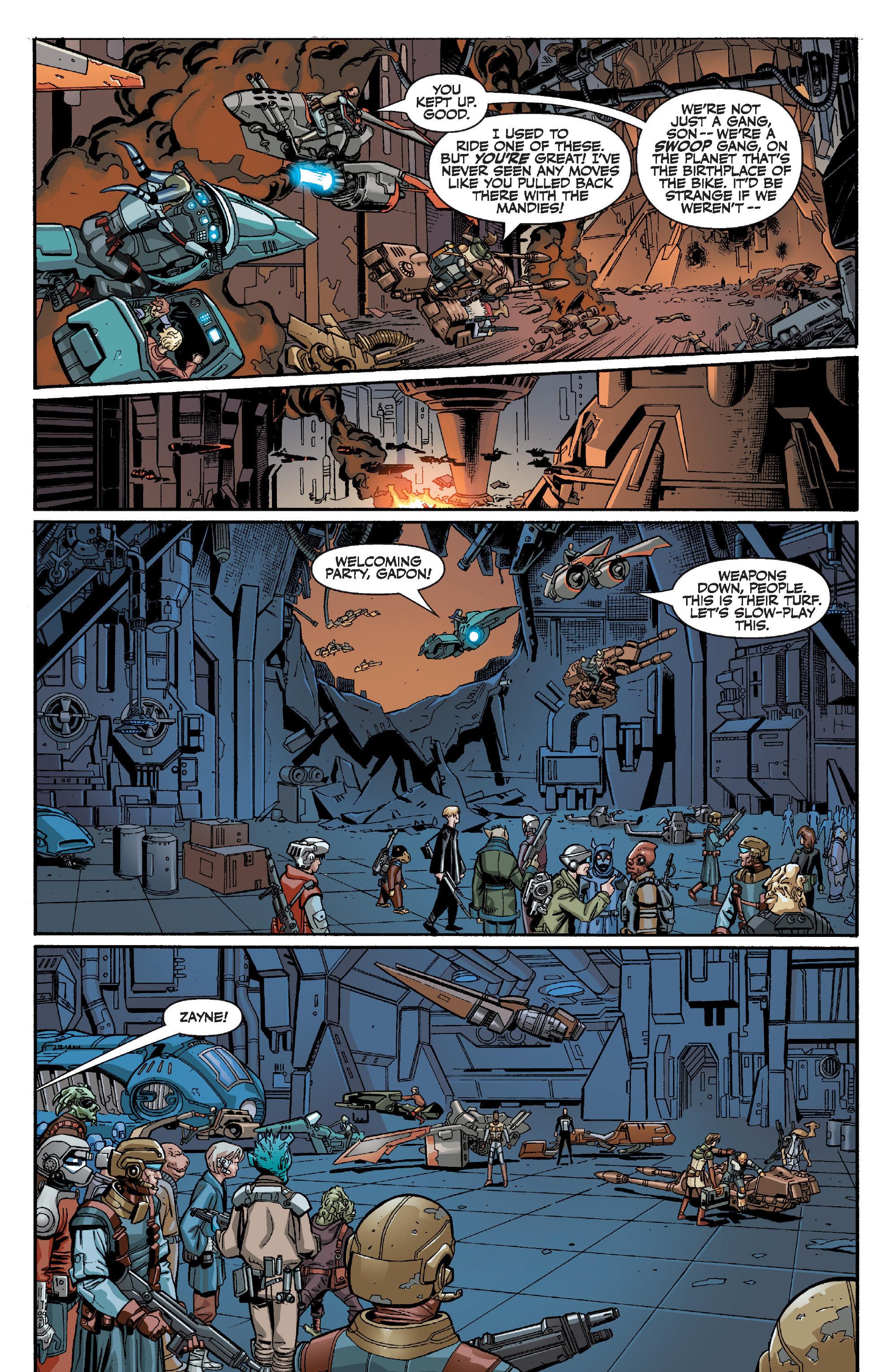 Read online Star Wars Omnibus comic -  Issue # Vol. 32 - 94