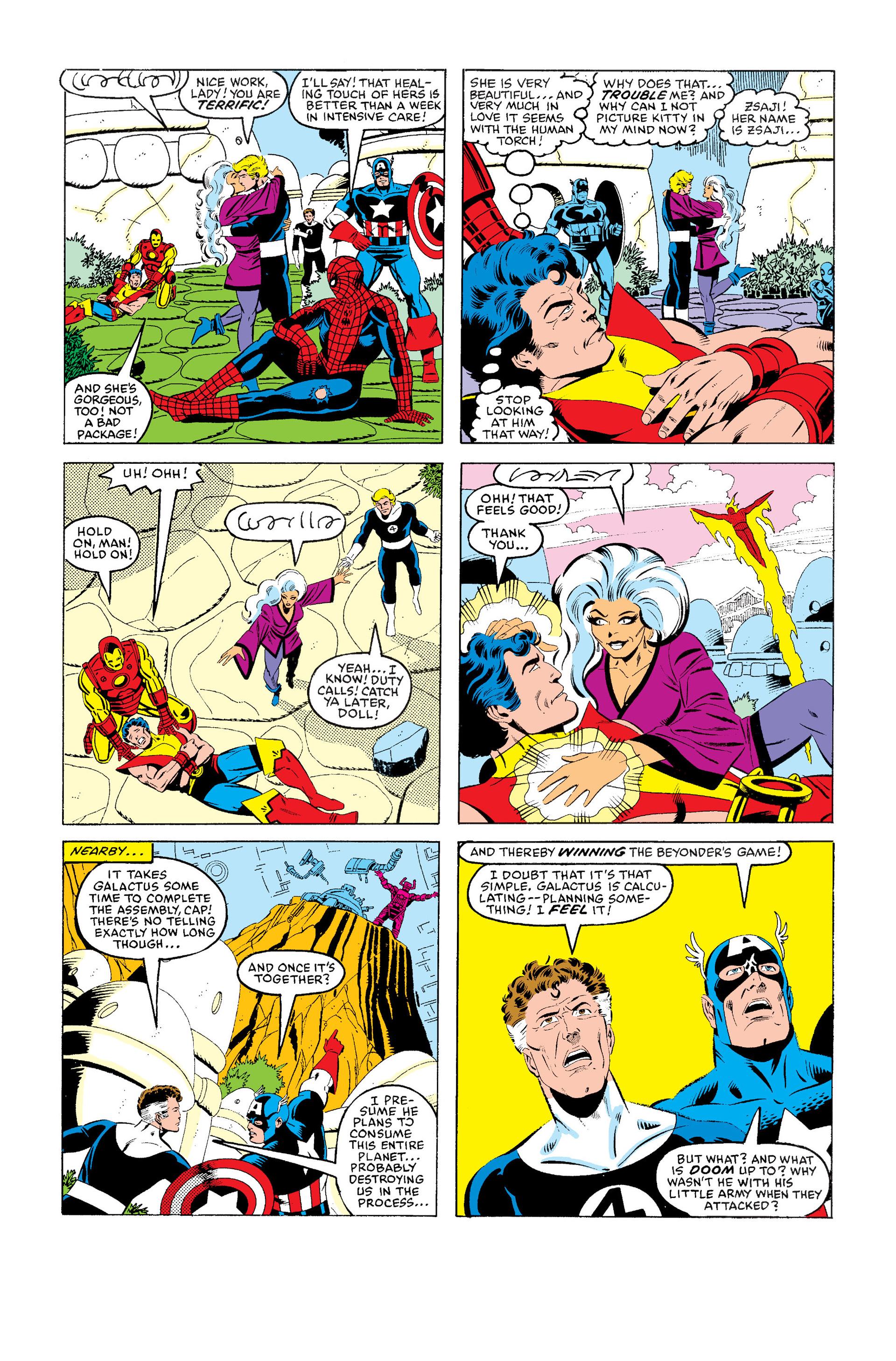 Read online Secret Wars (1985) comic -  Issue #5 - 24