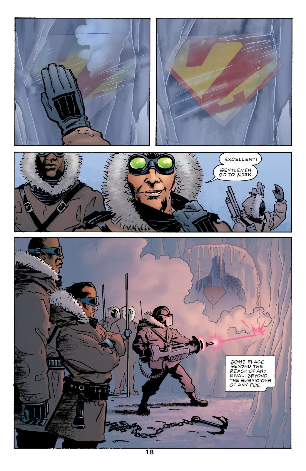 Batman/Superman/Wonder Woman: Trinity issue 1 - Page 17