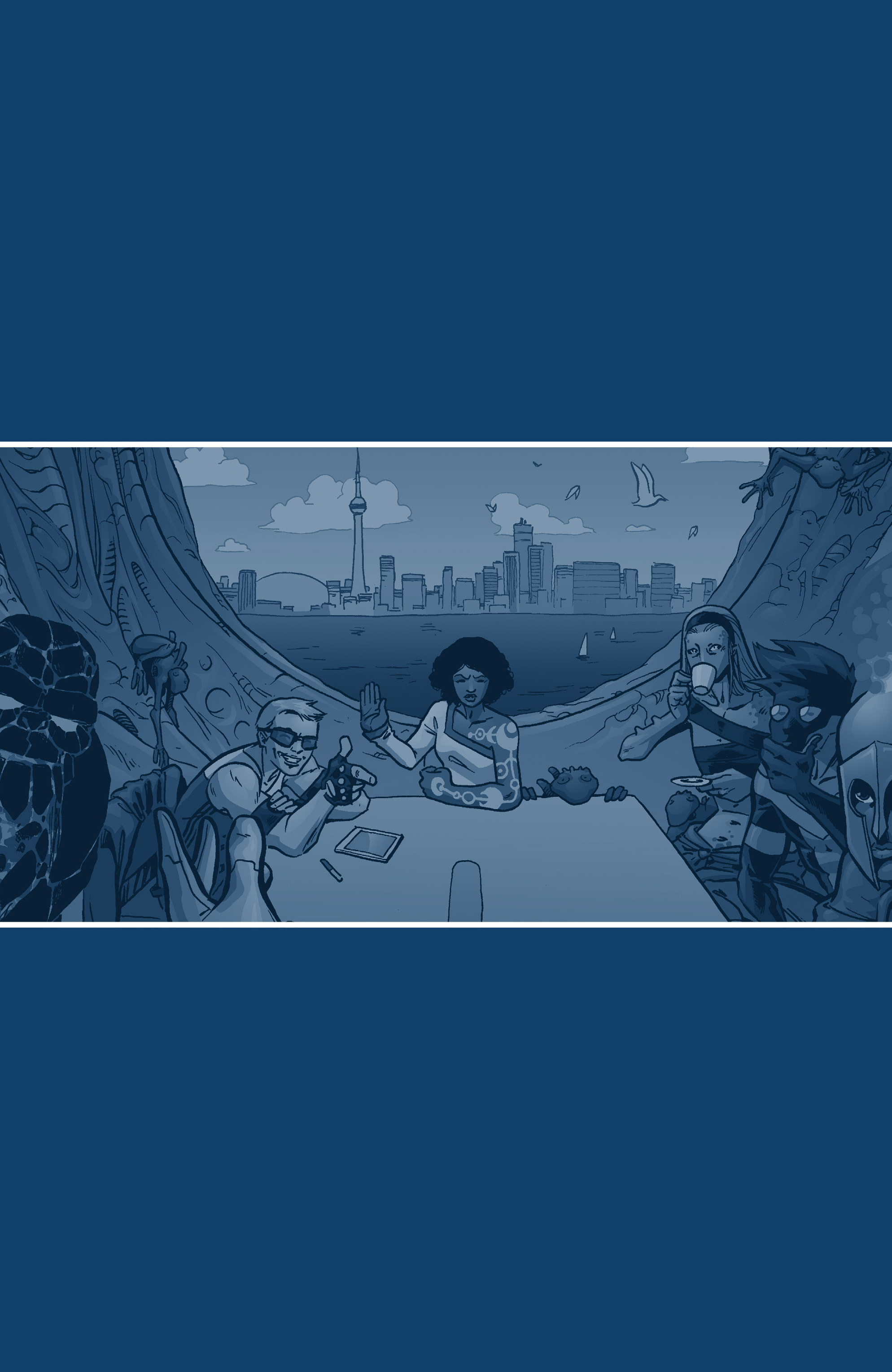 Read online Secret Identities comic -  Issue # _TPB - 74