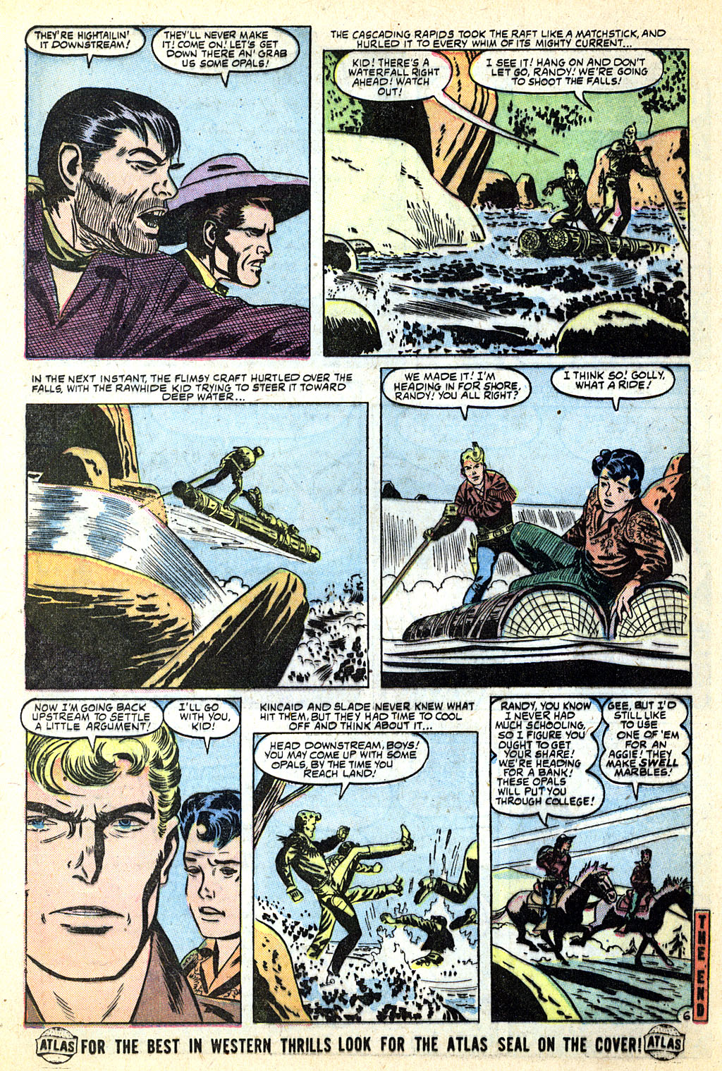 The Rawhide Kid (1955) issue 4 - Page 16