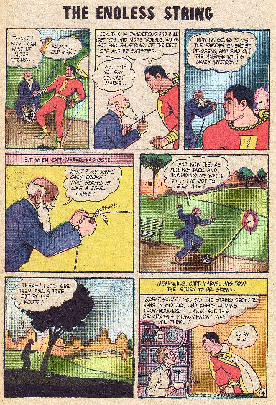 Read online Shazam! (1973) comic -  Issue #1 - 22