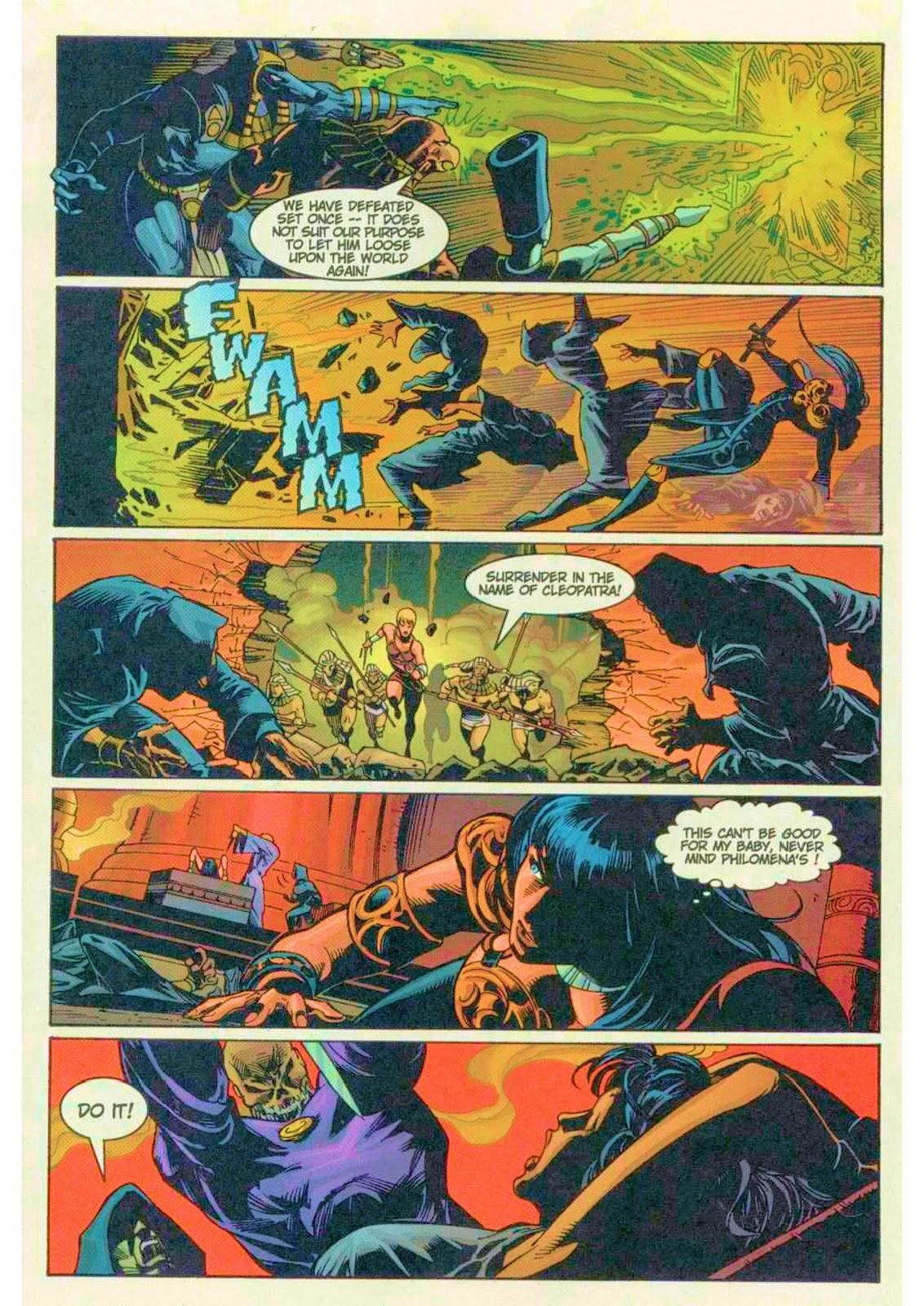 Xena: Warrior Princess (1999) Issue #6 #6 - English 19