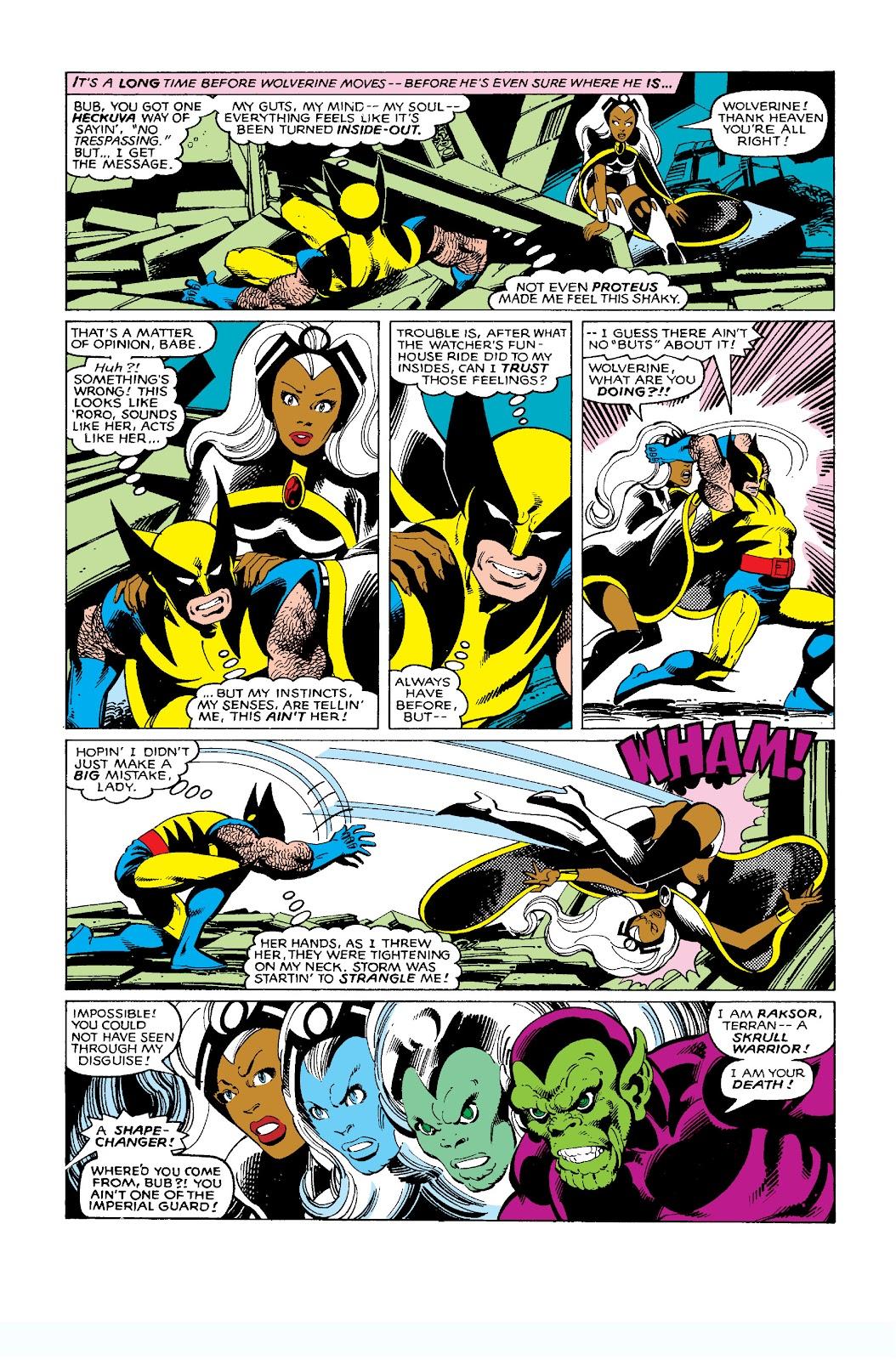 Uncanny X-Men (1963) issue 137 - Page 22