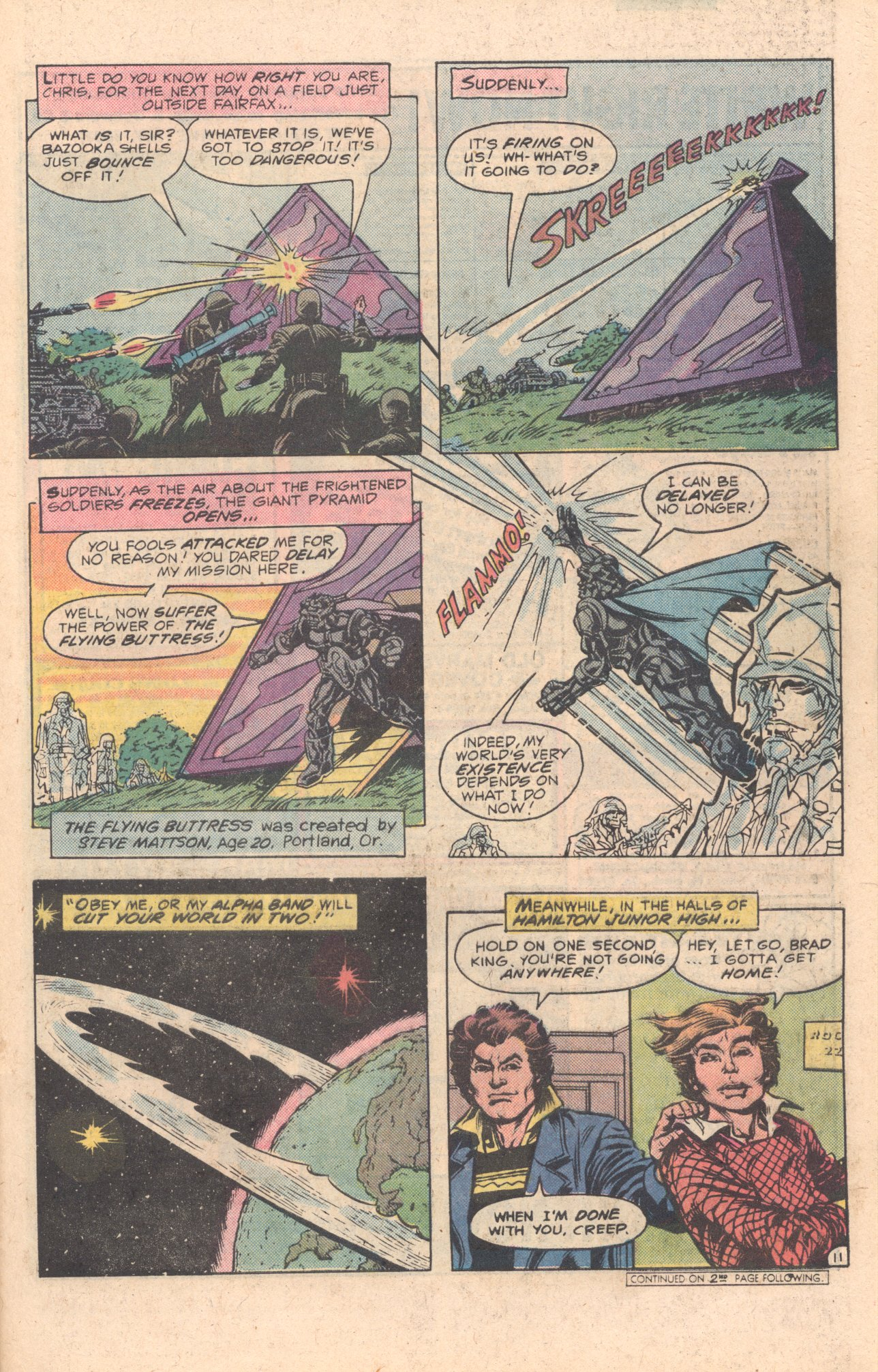 Legion of Super-Heroes (1980) 272 Page 38