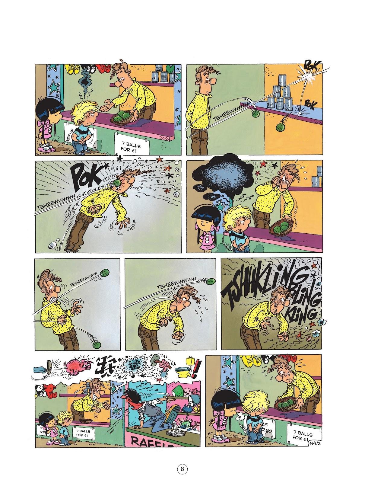 Read online Cedric comic -  Issue #6 - 10