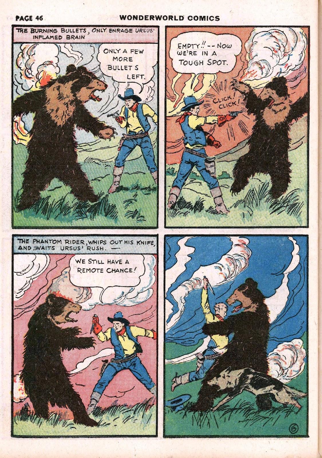Wonderworld Comics issue 14 - Page 48