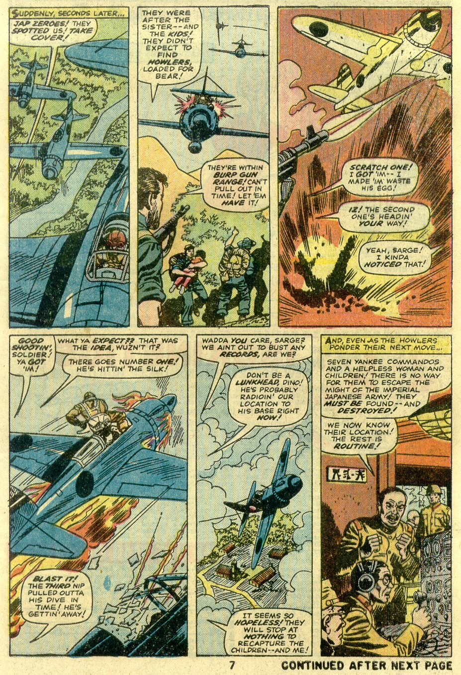 Read online Sgt. Fury comic -  Issue #125 - 9