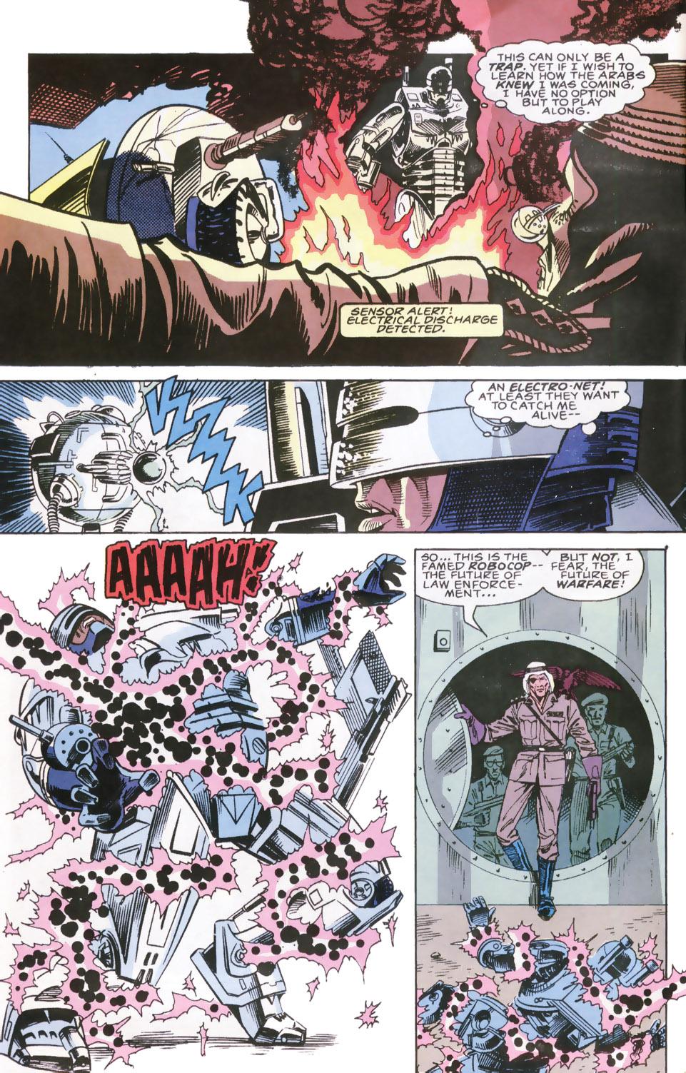 Read online Robocop (1990) comic -  Issue #6 - 3
