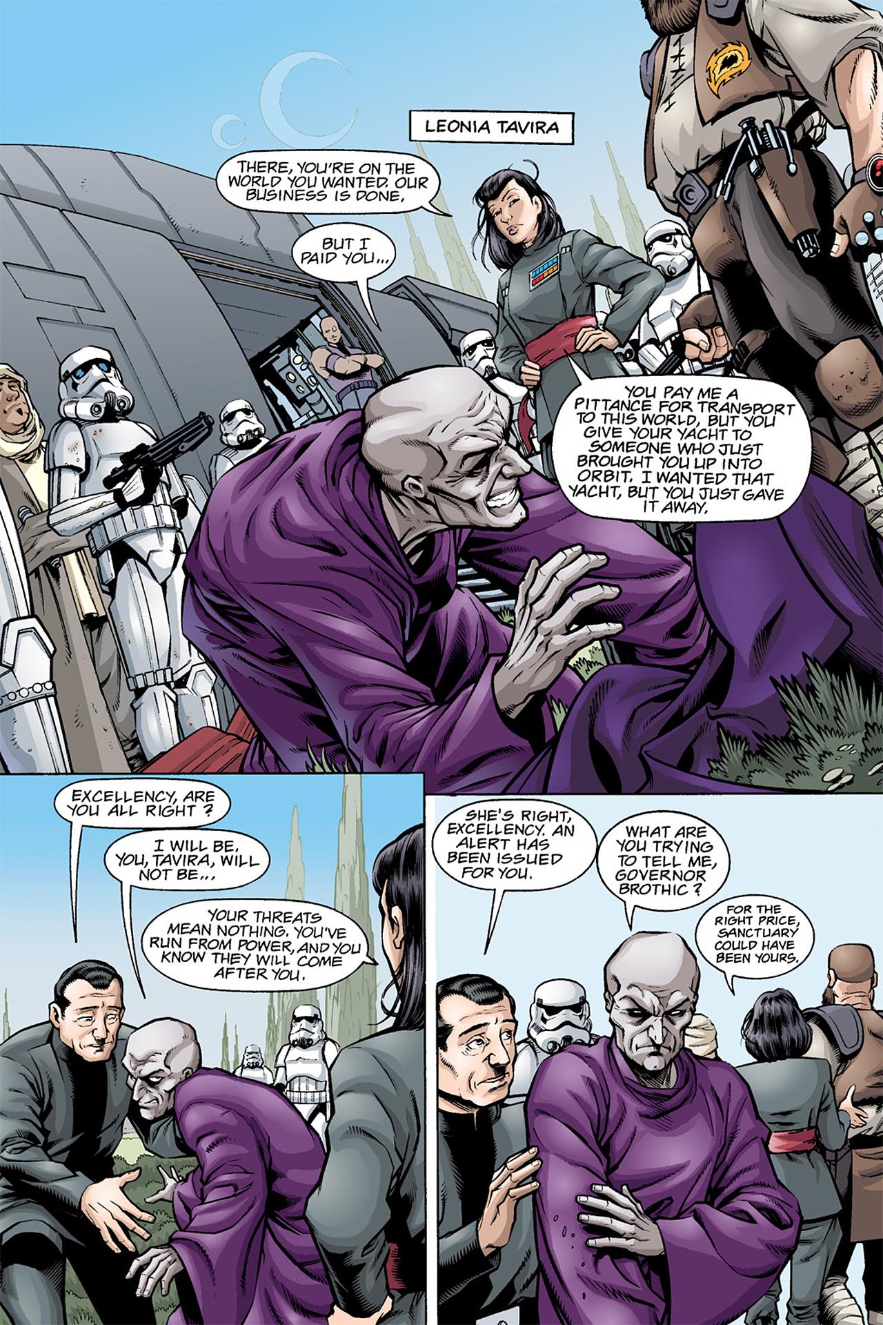 Read online Star Wars Omnibus comic -  Issue # Vol. 3 - 283