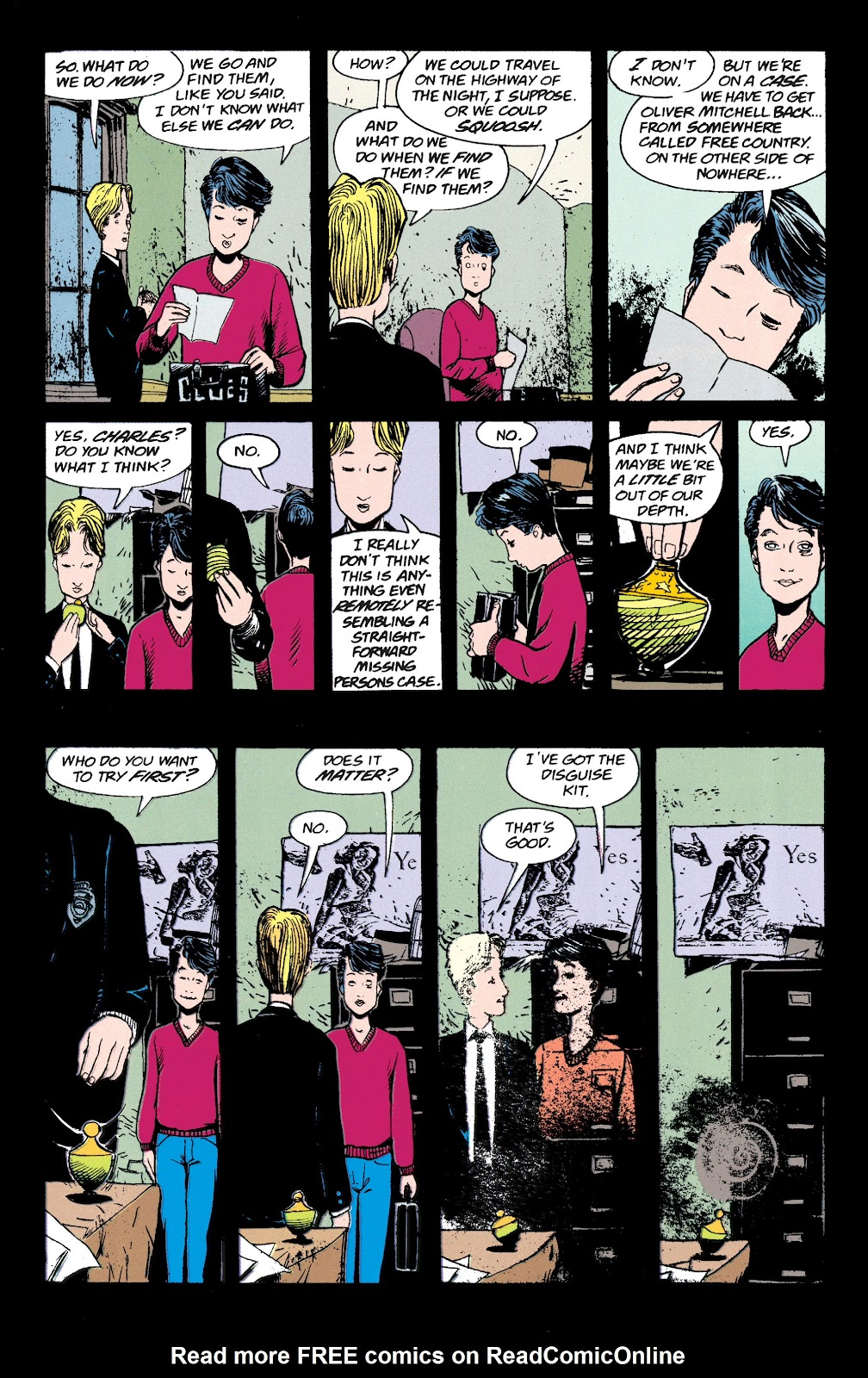 Read online The Children's Crusade comic -  Issue # _TPB (Part 1) - 60