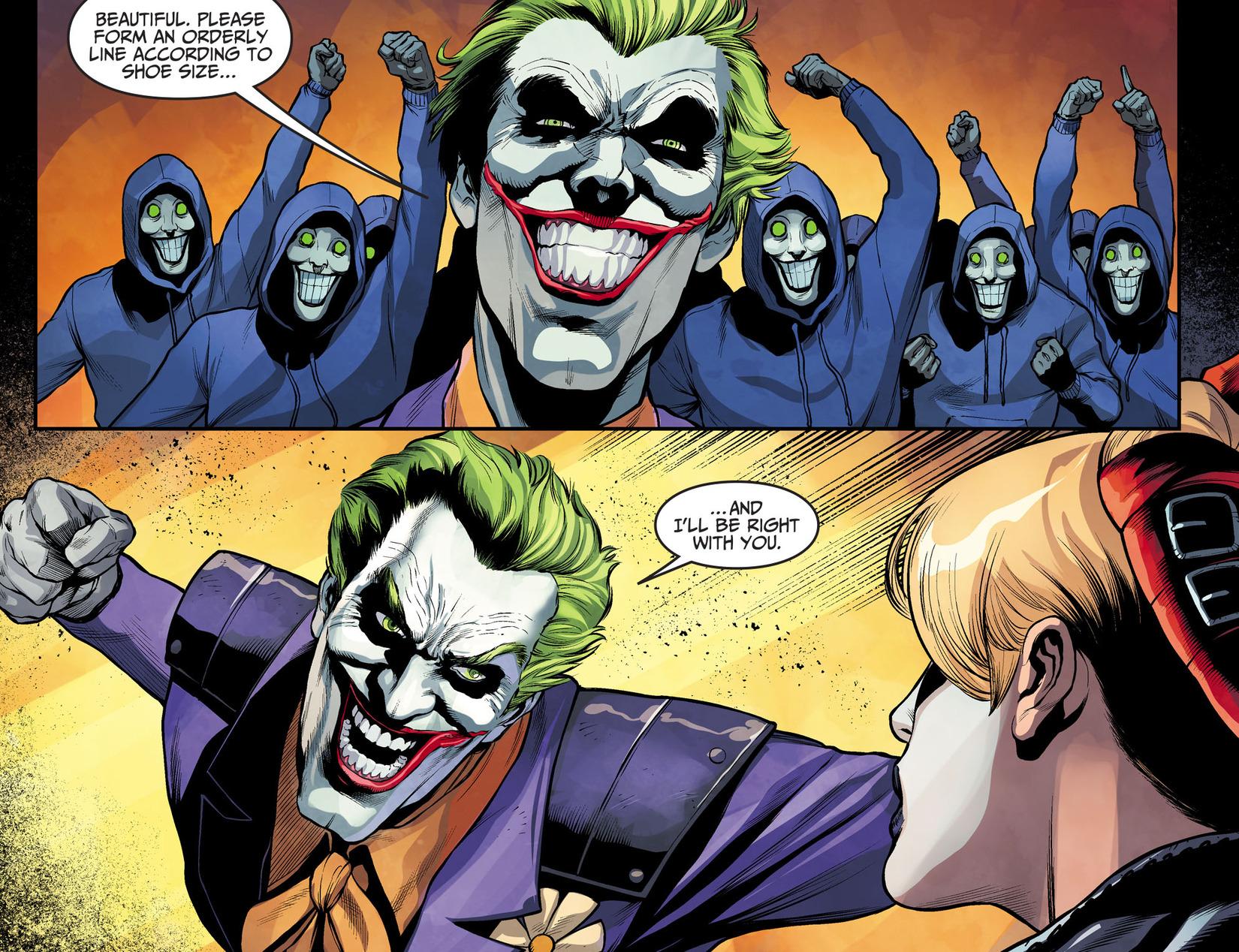 Read online Injustice: Ground Zero comic -  Issue #17 - 6