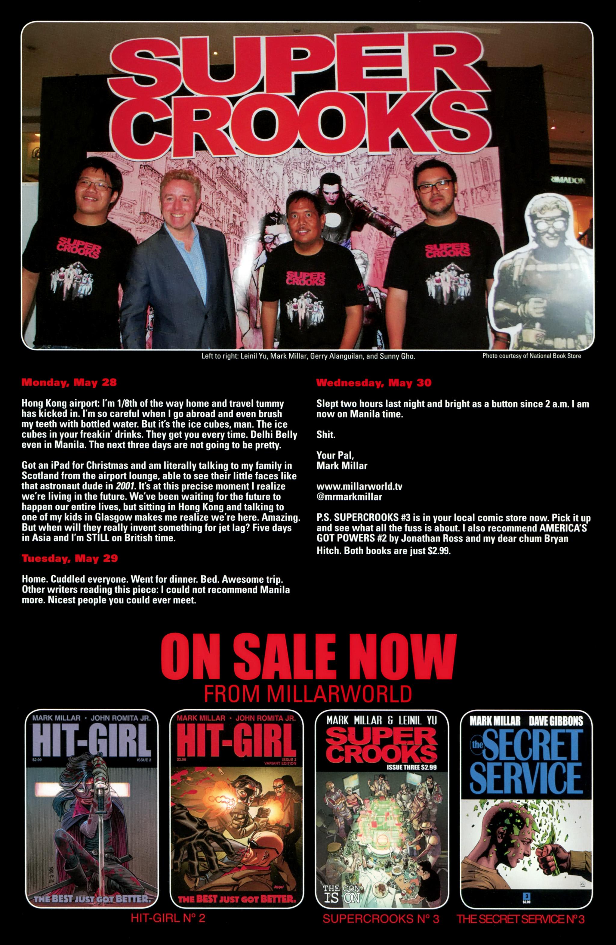 Read online Secret Service comic -  Issue #3 - 30