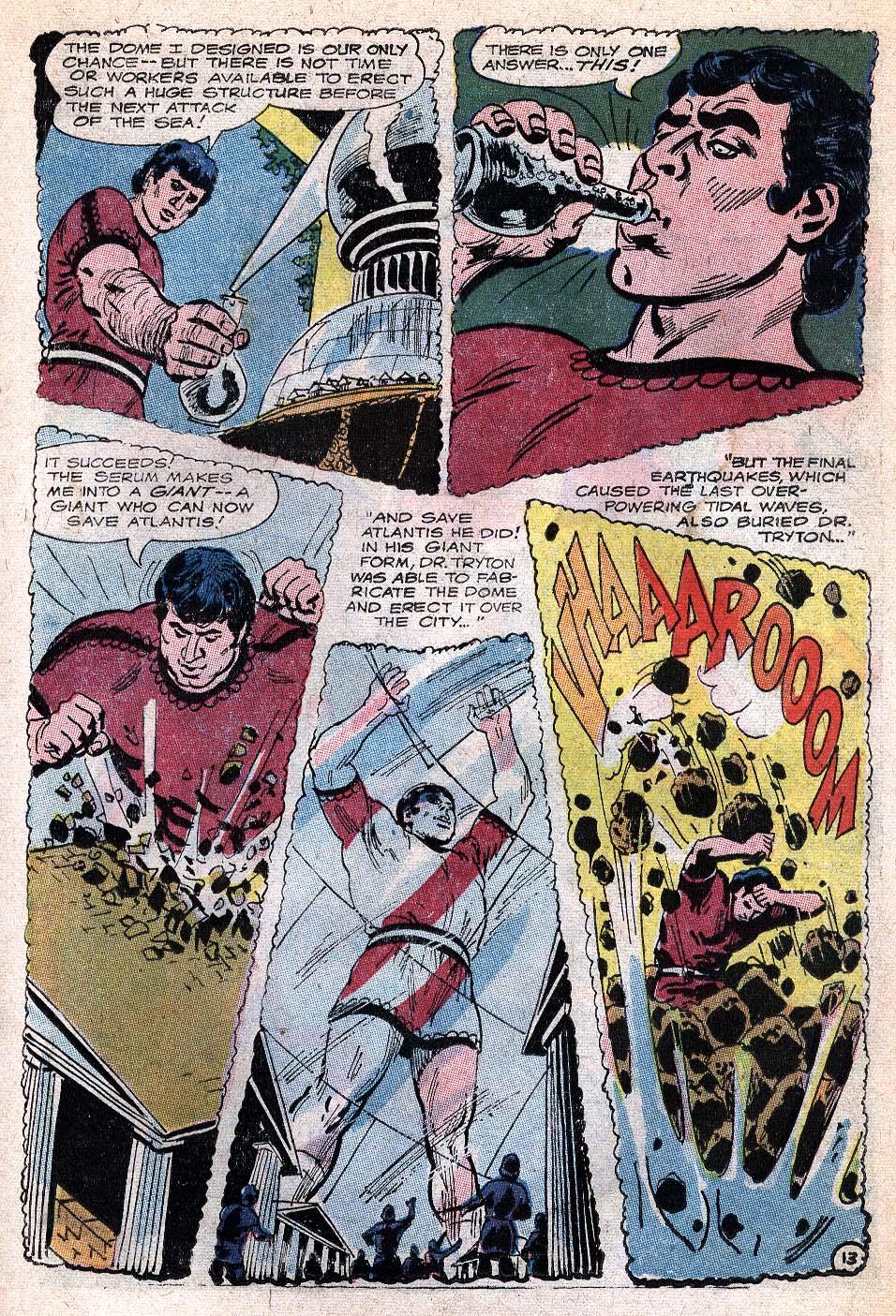 Read online Aquaman (1962) comic -  Issue #32 - 19