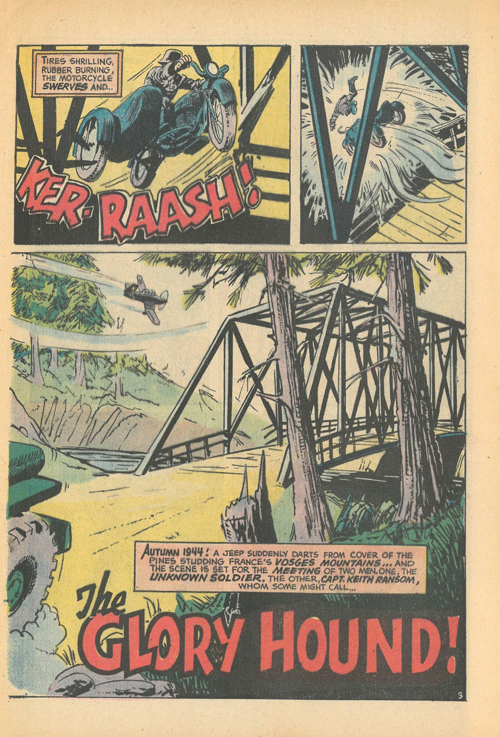 Read online Star Spangled War Stories (1952) comic -  Issue #168 - 5