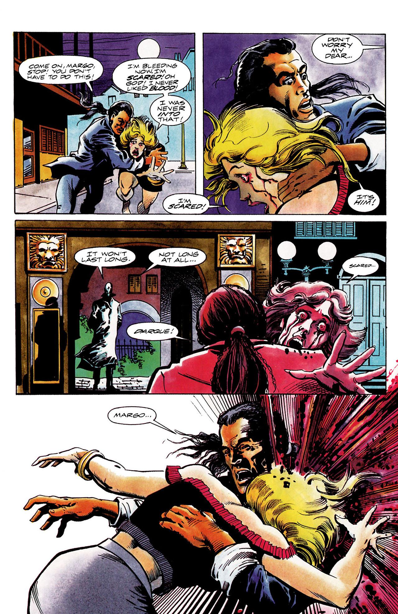 Read online Shadowman (1992) comic -  Issue #11 - 11