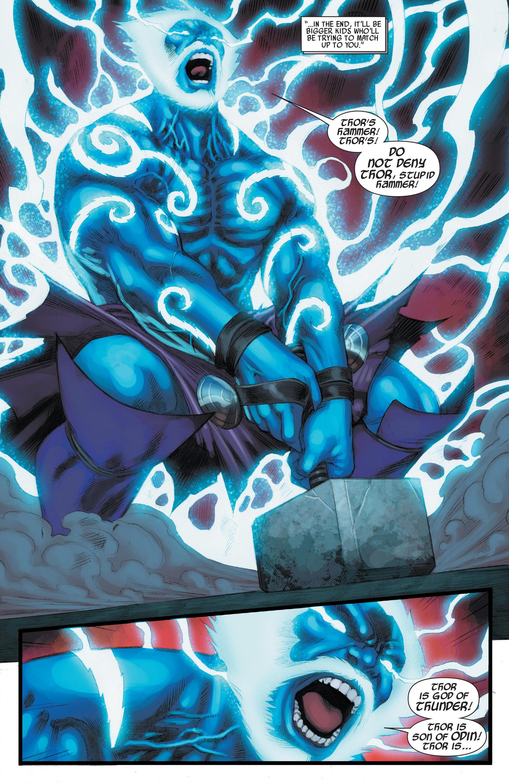 Read online World War Hulks: Spider-Man vs. Thor comic -  Issue #2 - 17