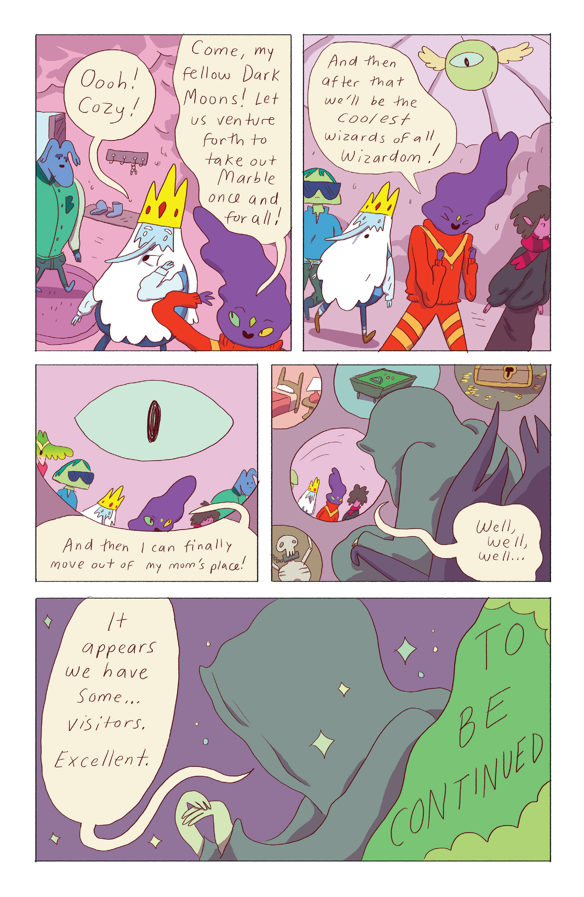 Read online Adventure Time: Ice King comic -  Issue #4 - 24