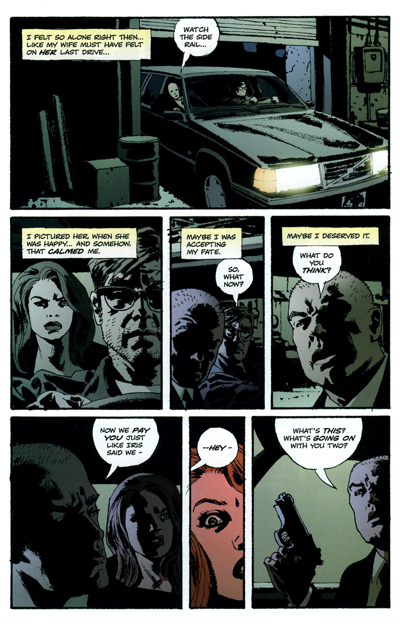 Read online Criminal (2008) comic -  Issue #5 - 24