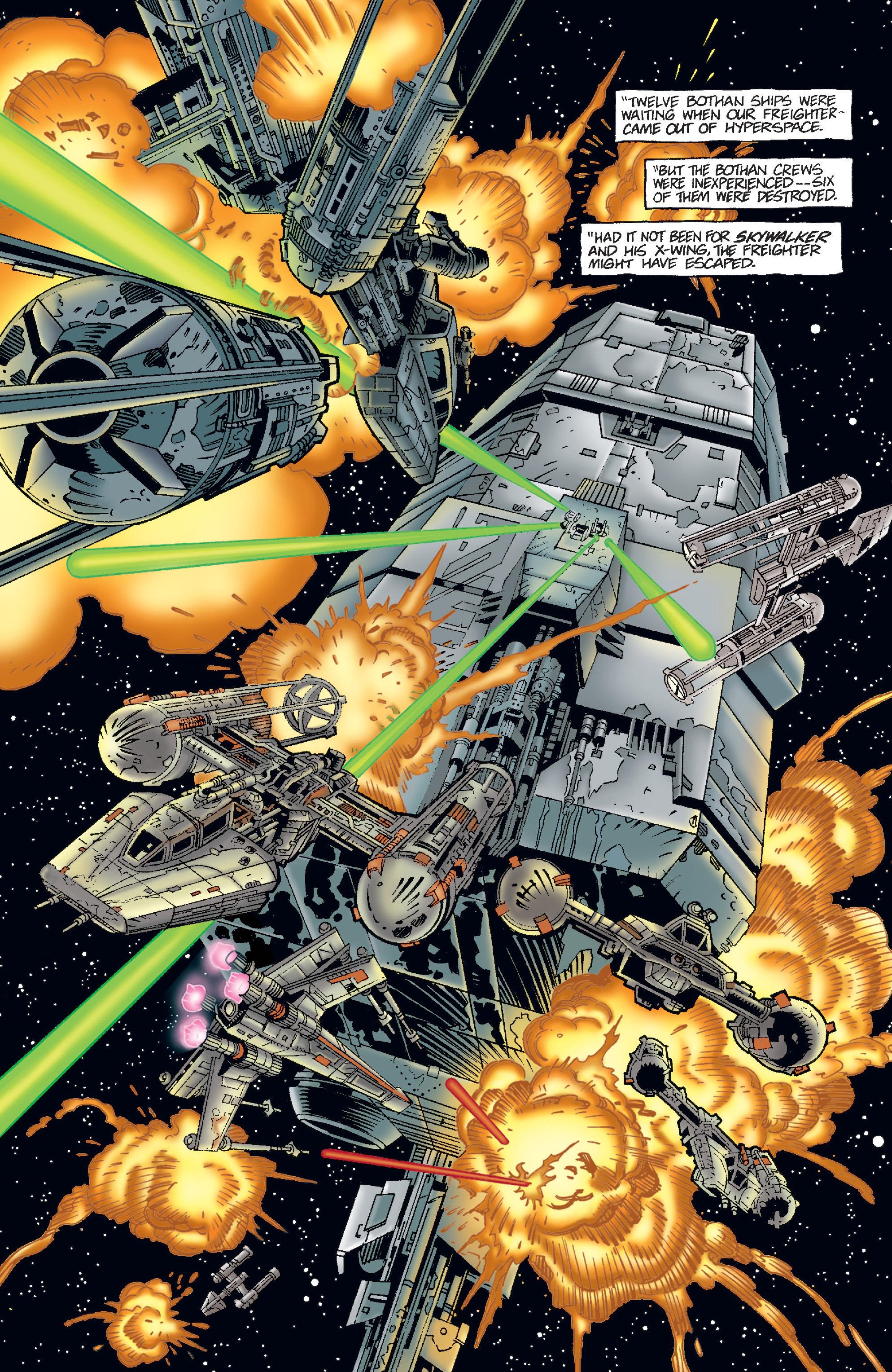 Read online Star Wars Omnibus comic -  Issue # Vol. 11 - 92