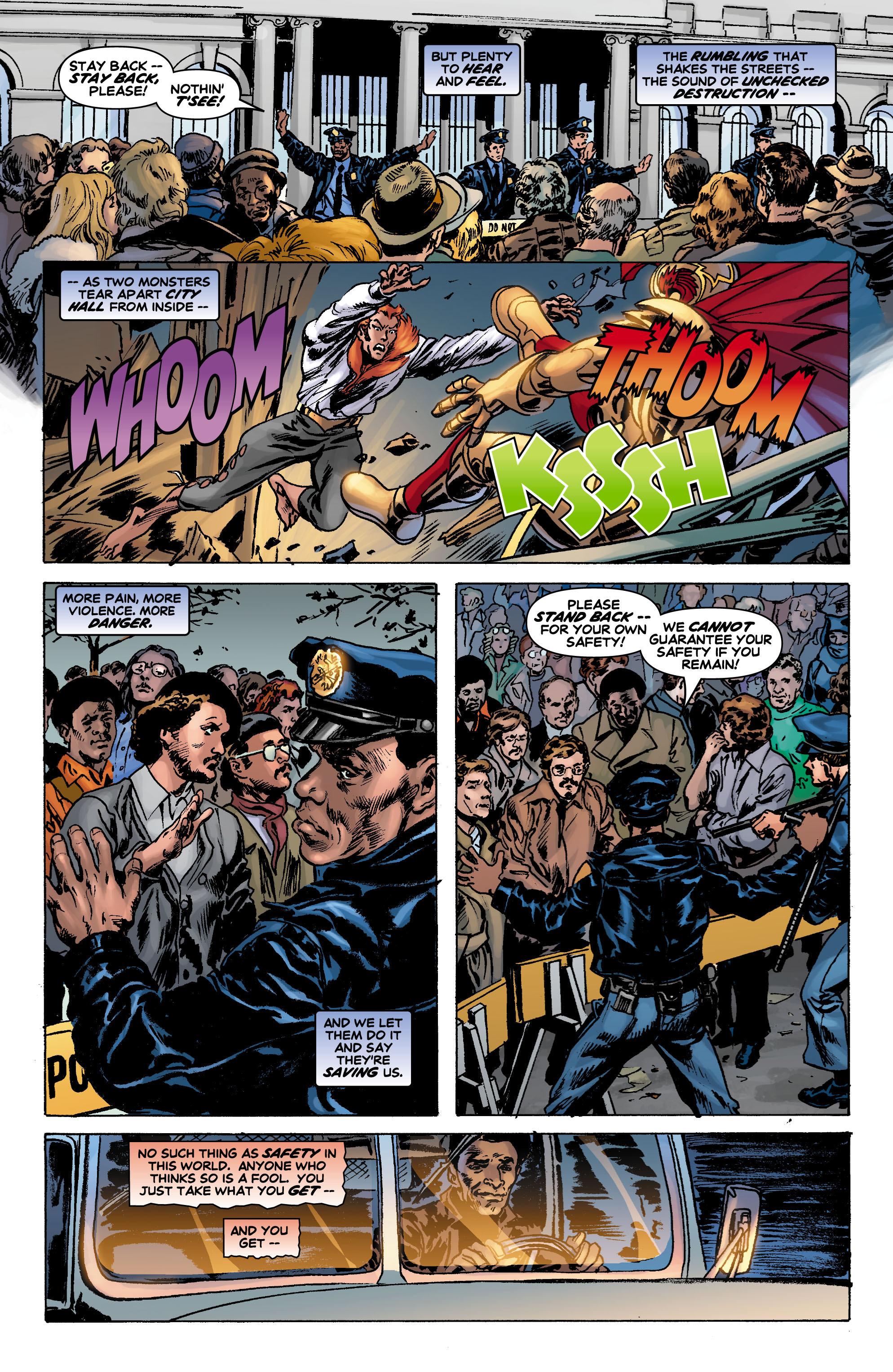 Read online Astro City: Dark Age/Book One comic -  Issue #1 - 9