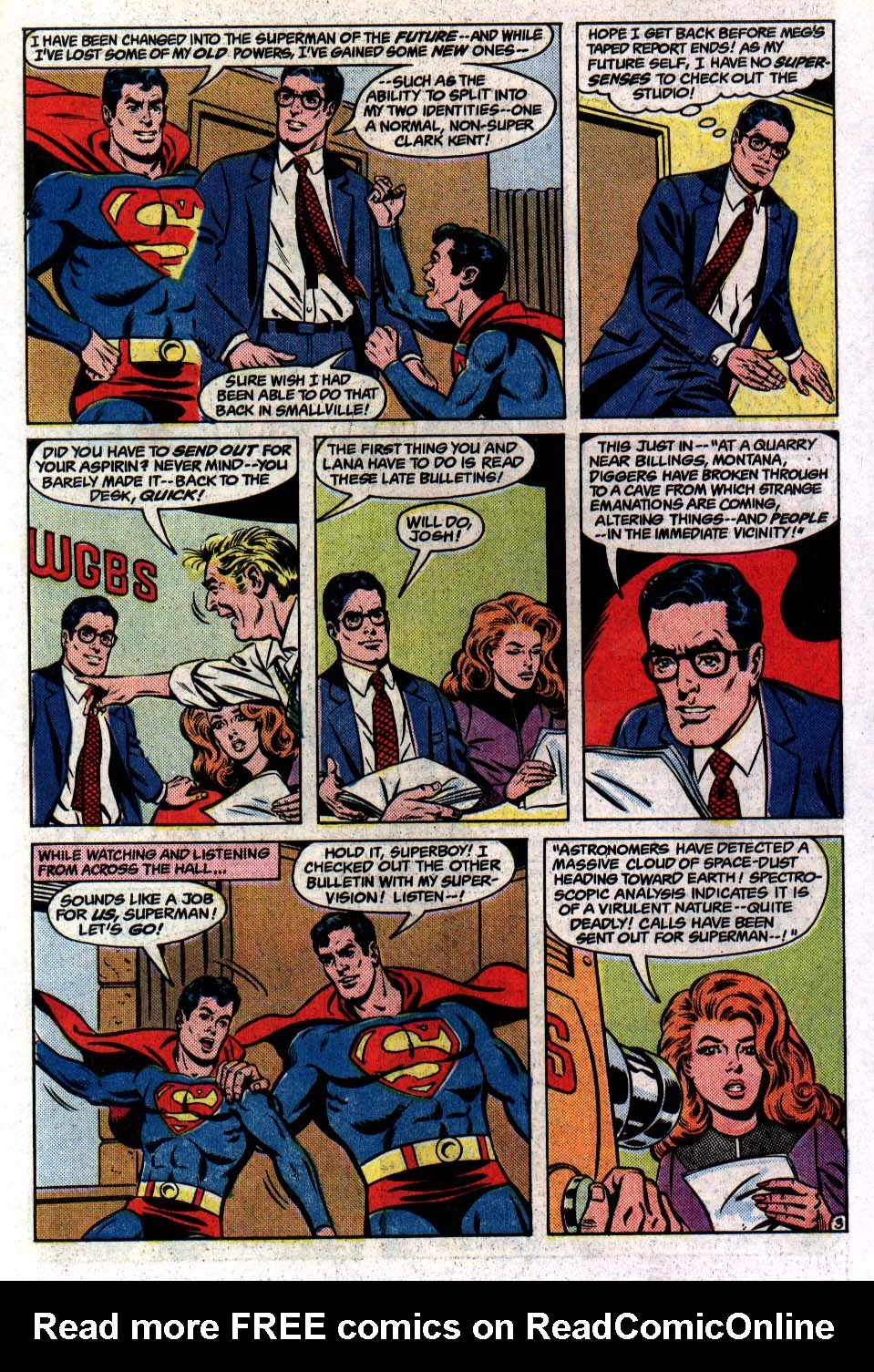 Read online Action Comics (1938) comic -  Issue #561 - 21