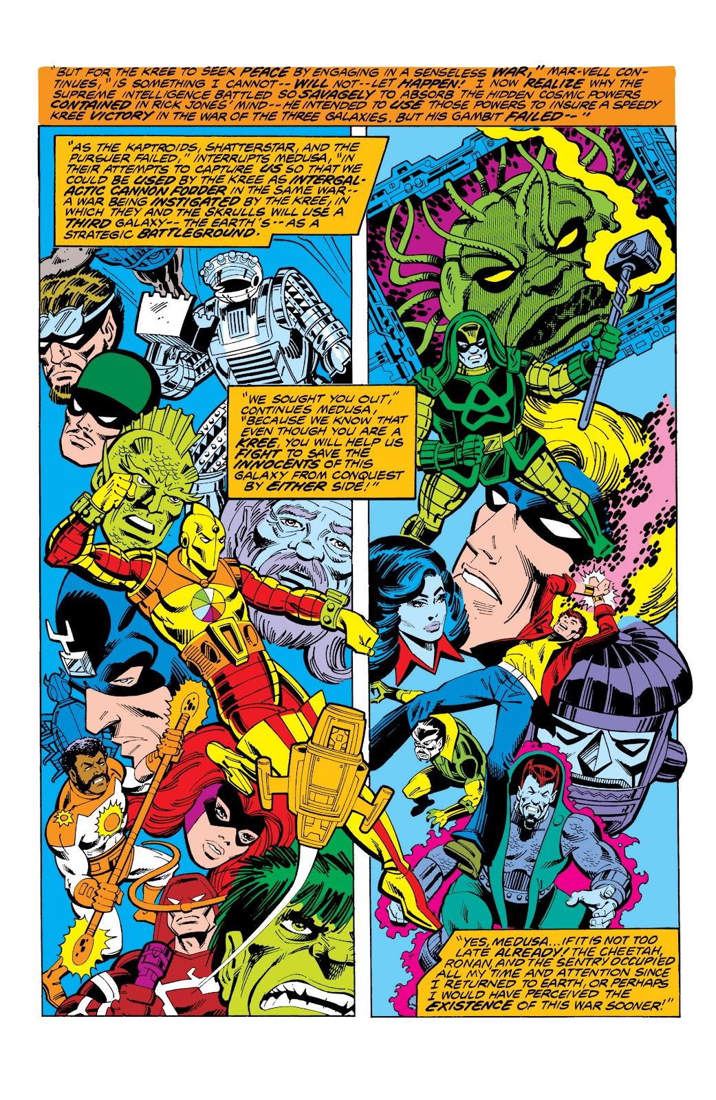 Read online Marvel Masterworks: The Inhumans comic -  Issue # TPB 2 (Part 3) - 34