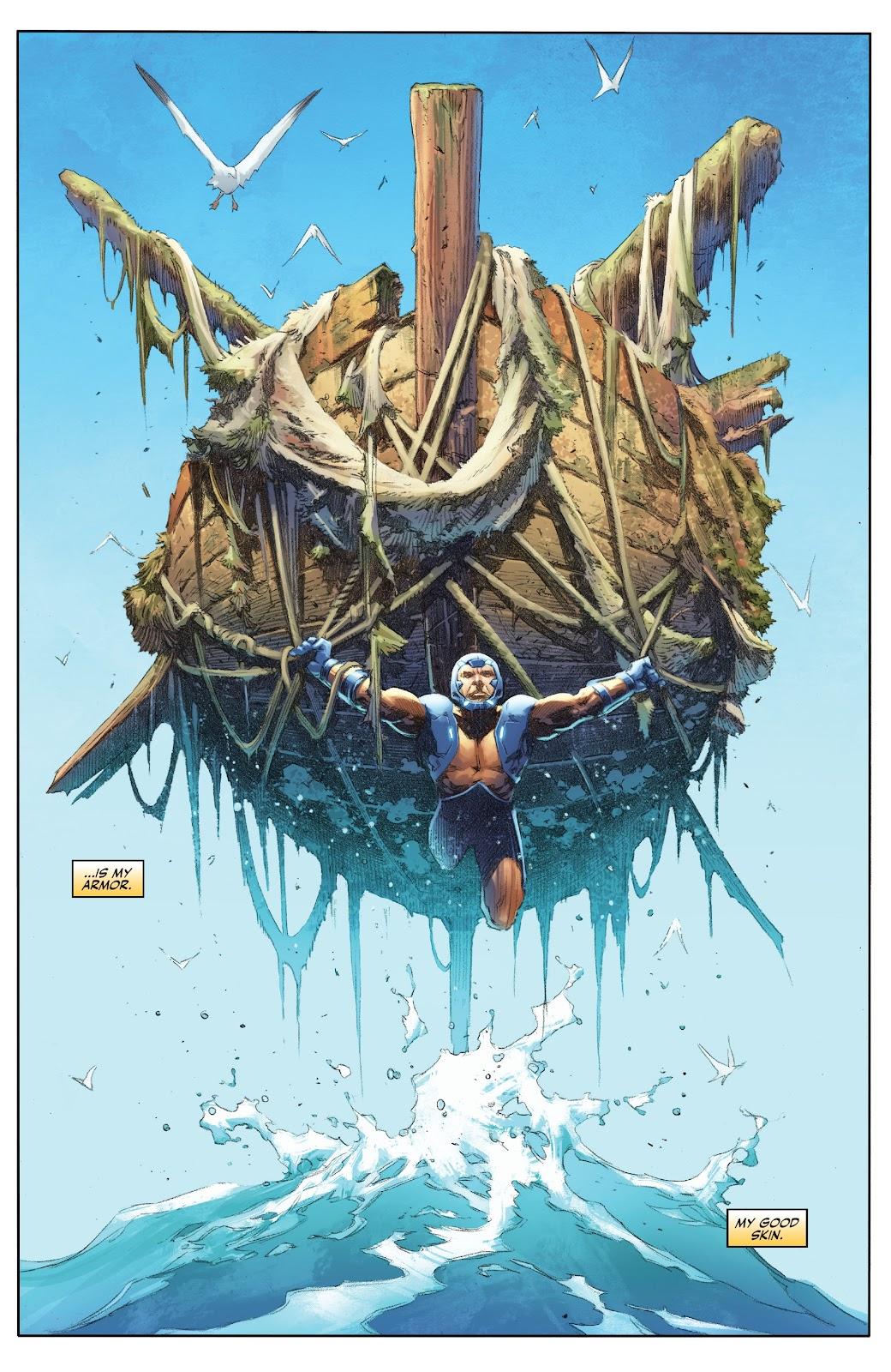 Read online X-O Manowar (2017) comic -  Issue #23 - 15