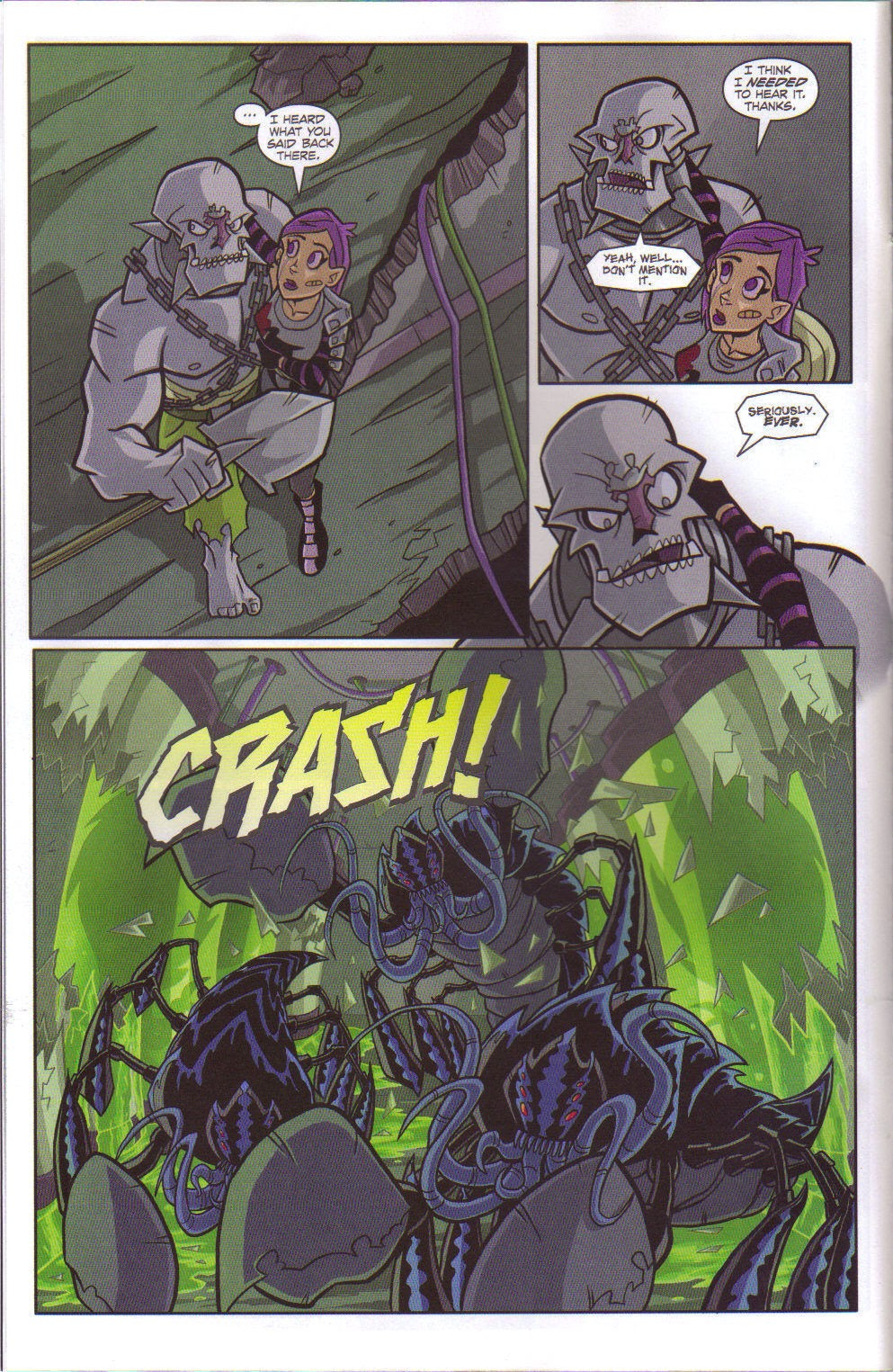 Read online Xombie Reanimated comic -  Issue #5 - 11