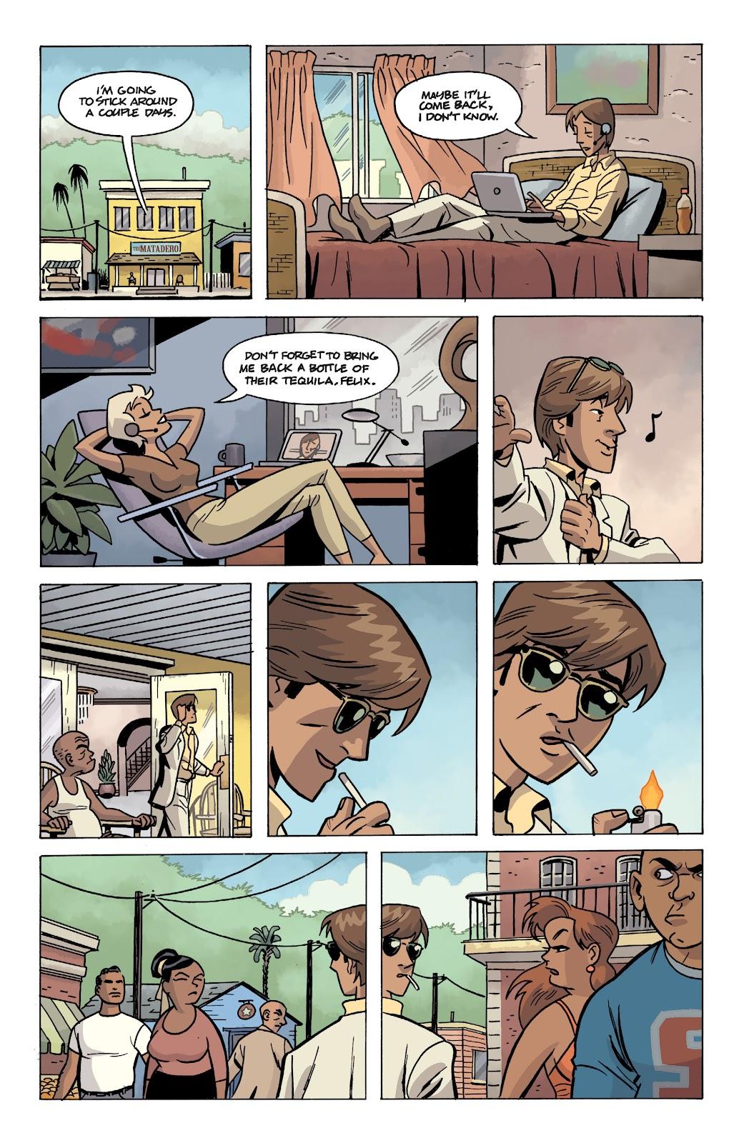 Read online The Twilight Children comic -  Issue #1 - 22