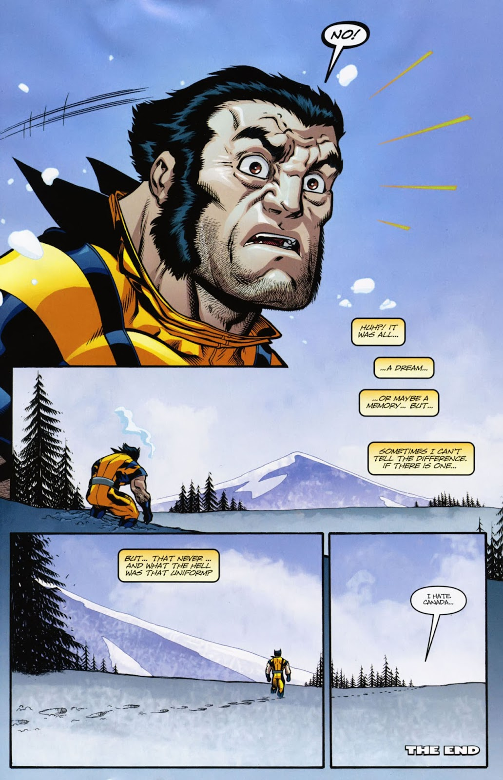 Read online Wolverine (2003) comic -  Issue #900 - 95